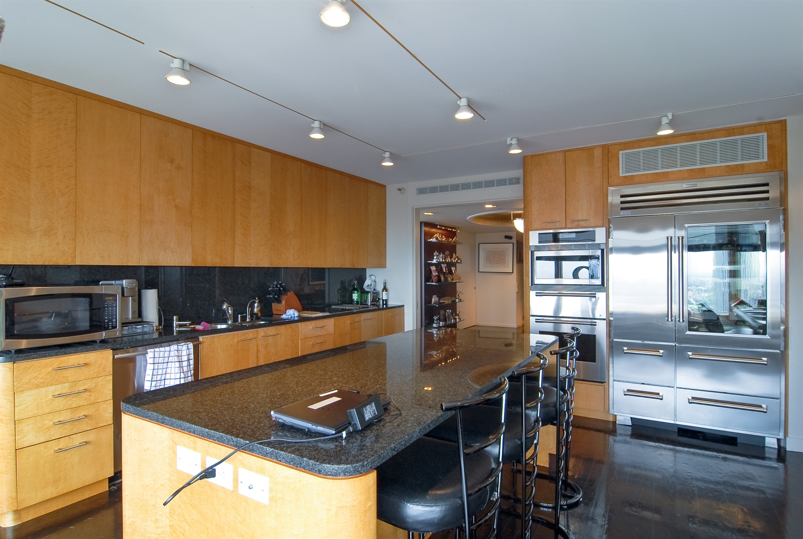 Real Estate Photography - 161 E Chicago, Unit 60M3, Chicago, IL, 60611 - Kitchen