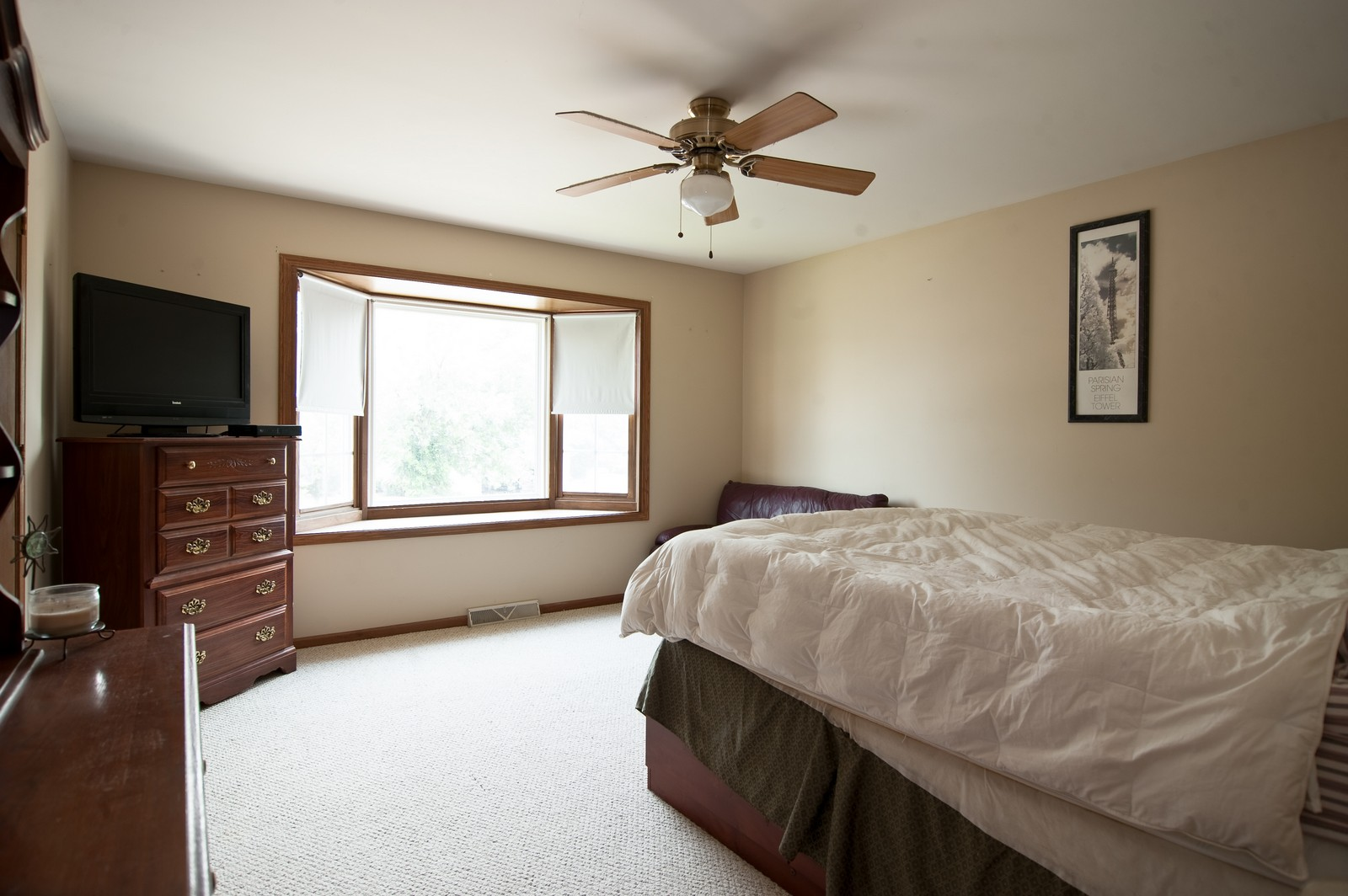Real Estate Photography - 22816 S Michael Dr, Channahon, IL, 60410 - Master Bedroom