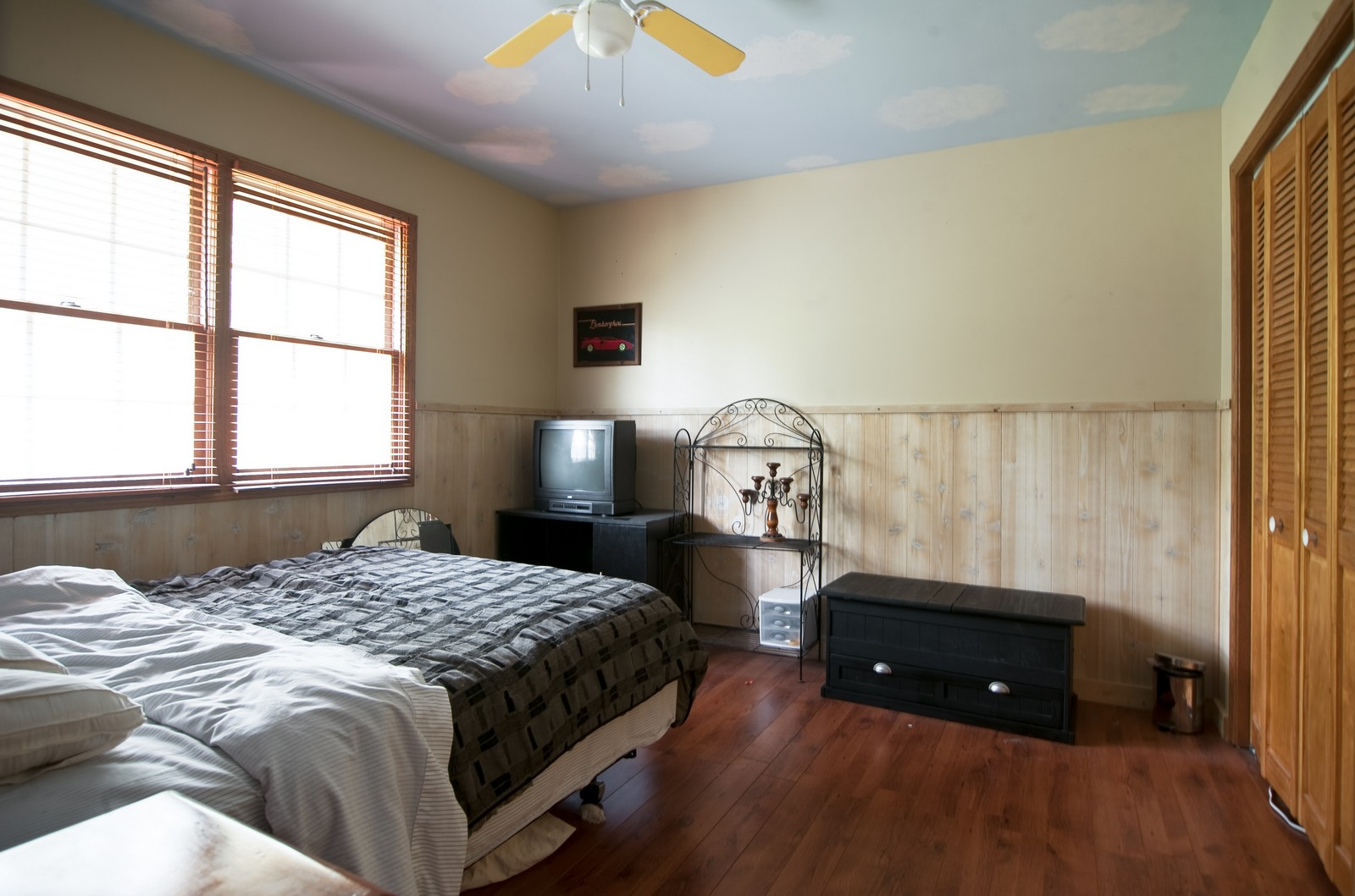 Real Estate Photography - 22816 S Michael Dr, Channahon, IL, 60410 - 3rd Bedroom