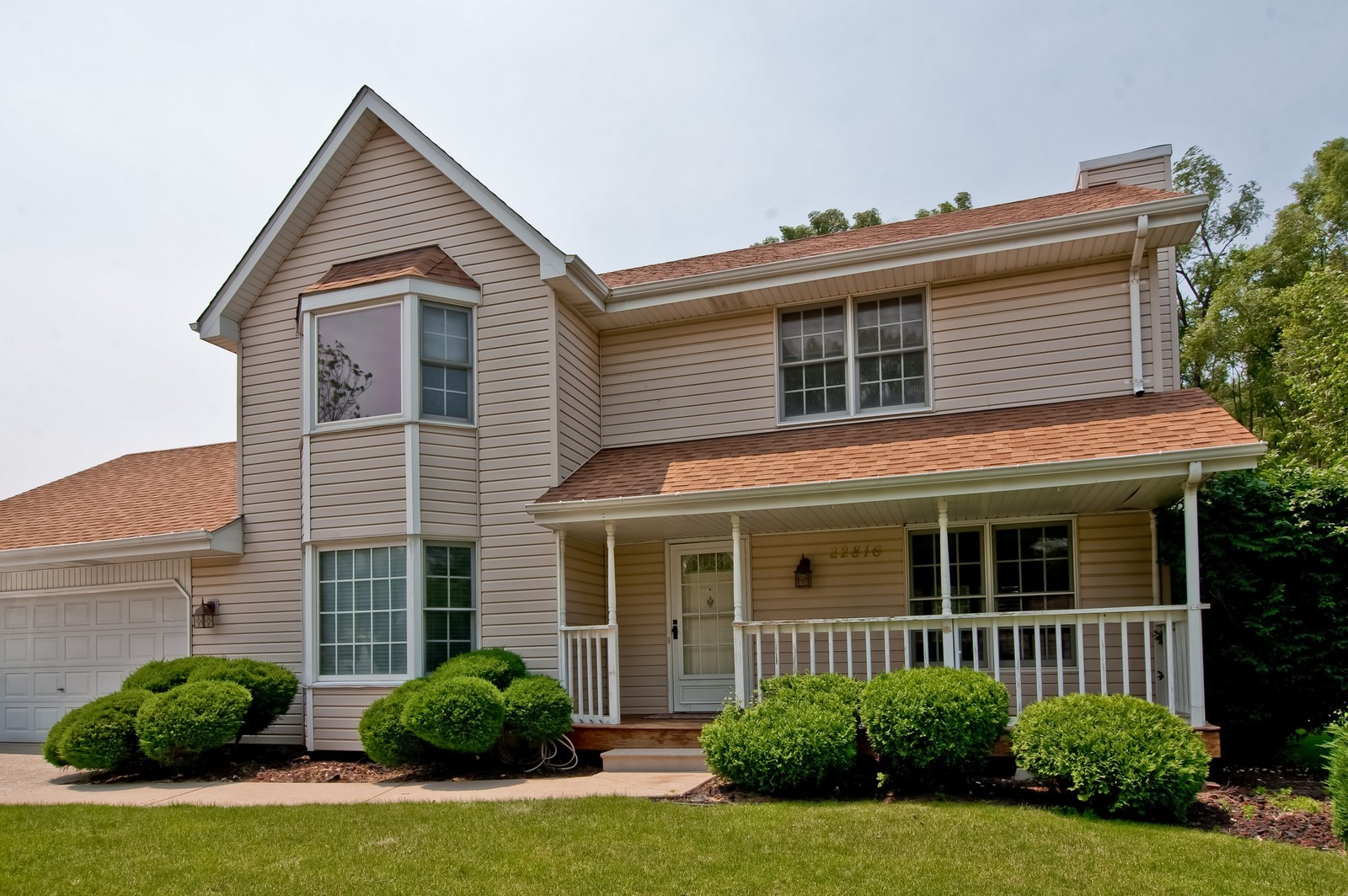 Real Estate Photography - 22816 S Michael Dr, Channahon, IL, 60410 - Front View