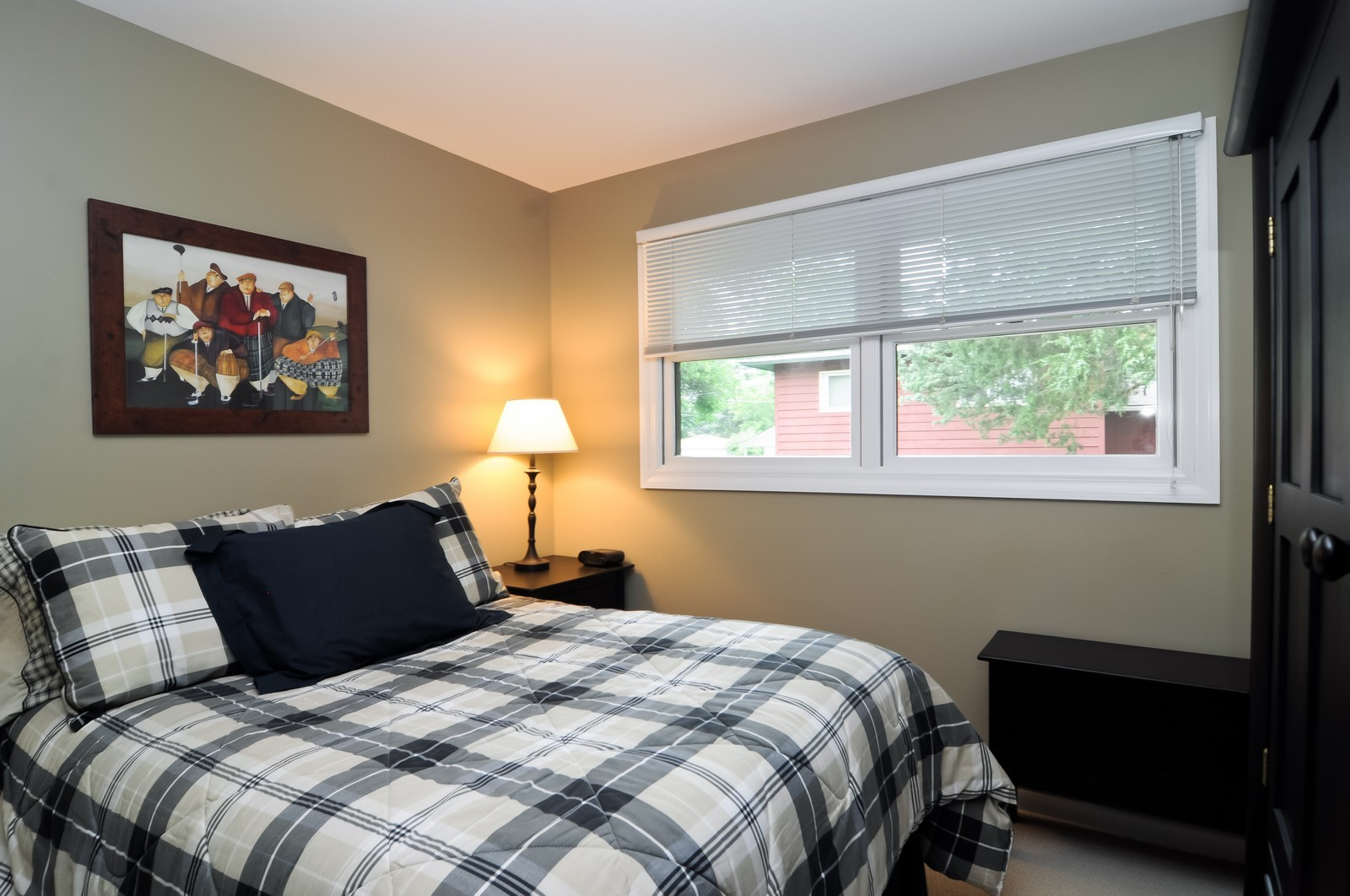 Real Estate Photography - 906 S Cook St, Barrington, IL, 60010 - 3rd Bedroom