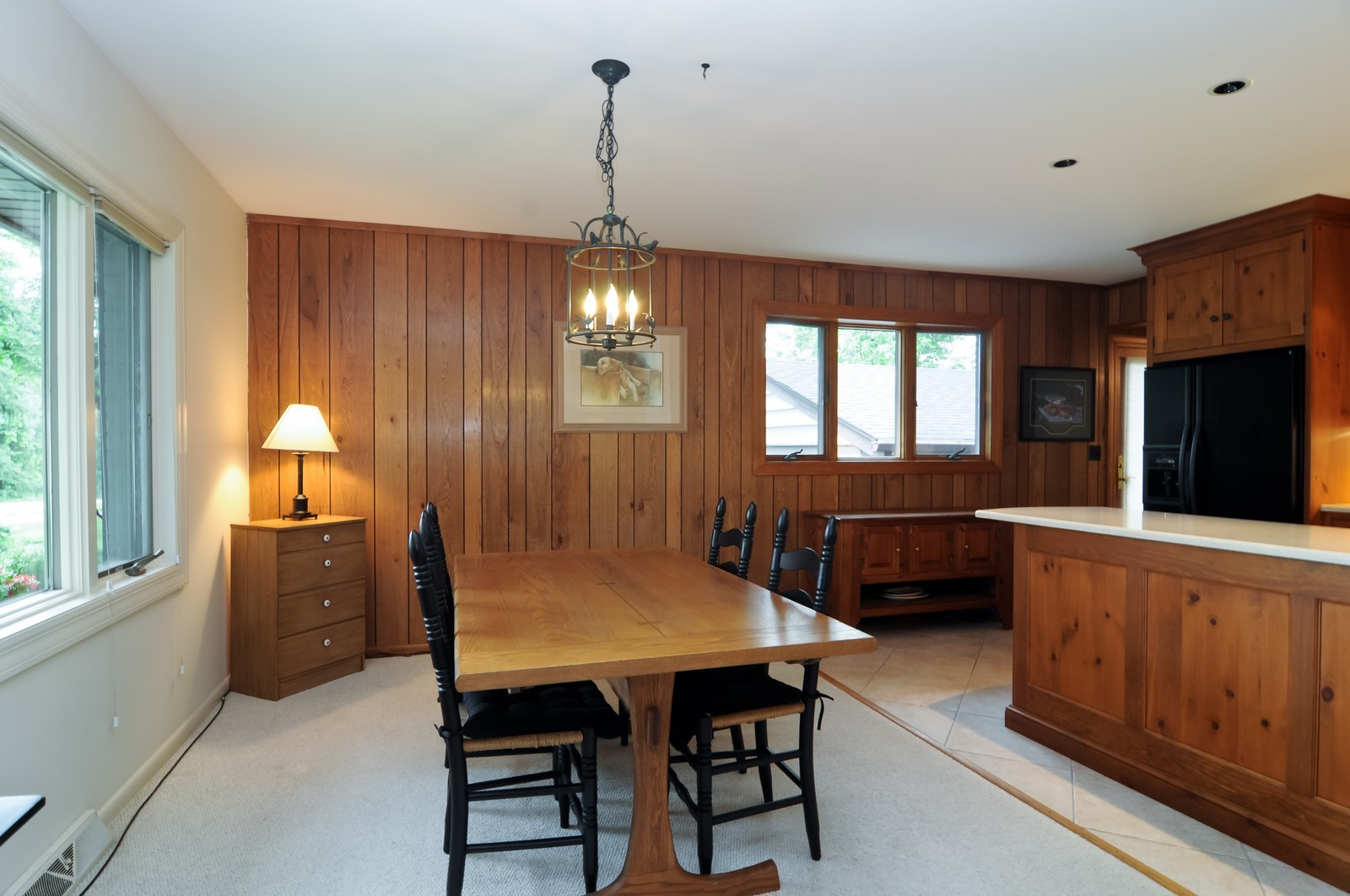 Real Estate Photography - 906 S Cook St, Barrington, IL, 60010 - Dining Room