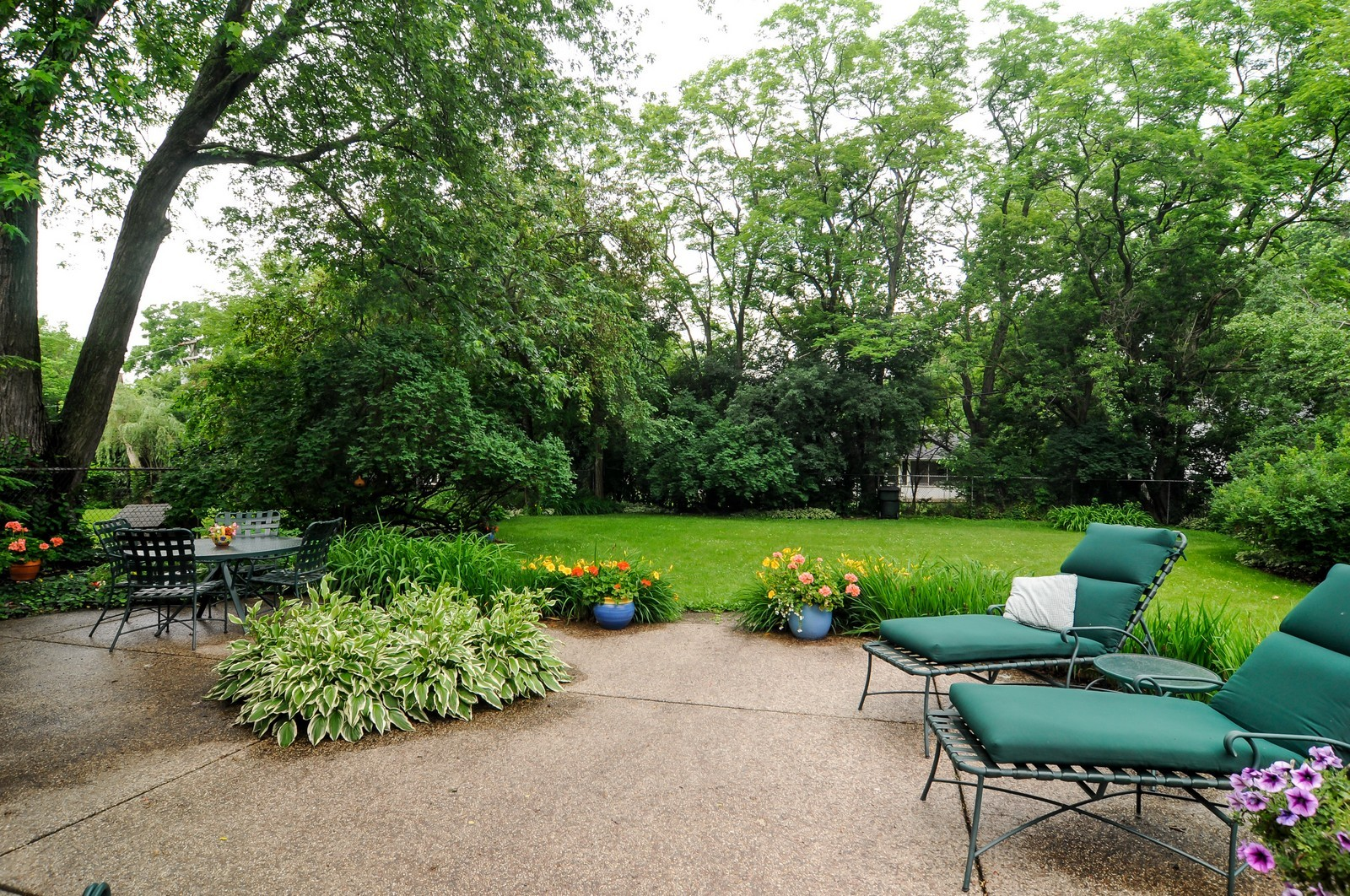 Real Estate Photography - 906 S Cook St, Barrington, IL, 60010 - Back Yard