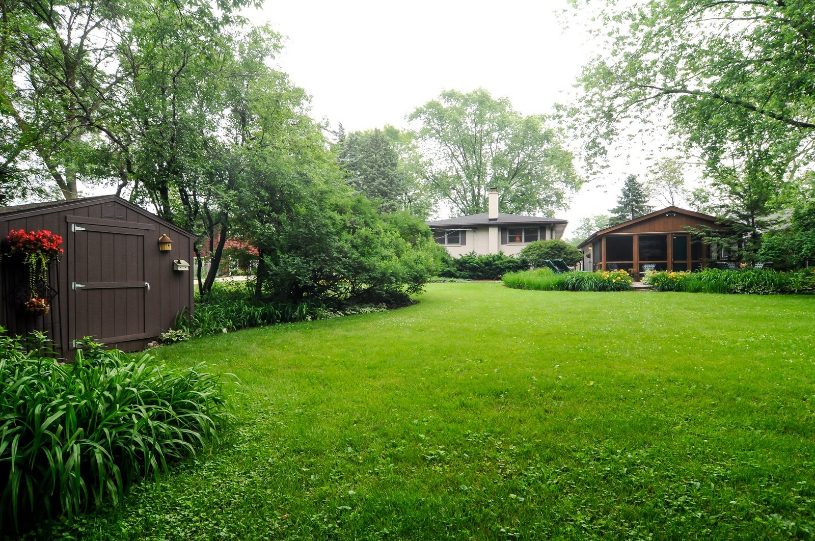 Real Estate Photography - 906 S Cook St, Barrington, IL, 60010 - Rear View