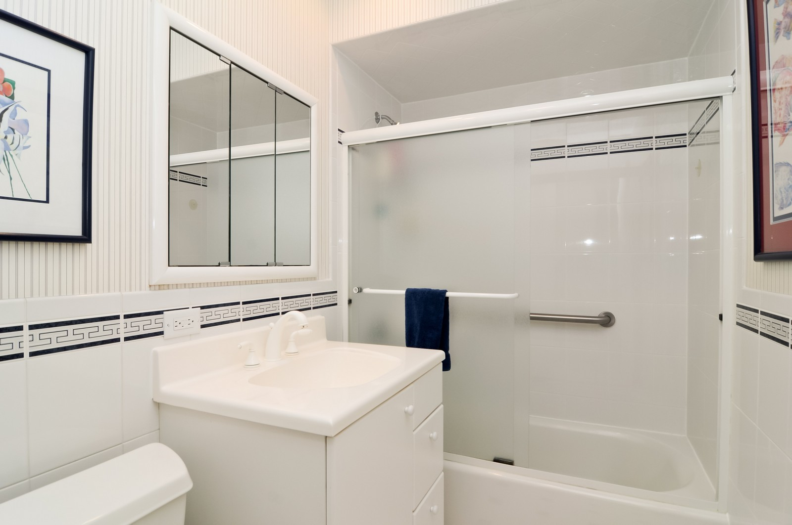 Real Estate Photography - 906 S Cook St, Barrington, IL, 60010 - Bathroom