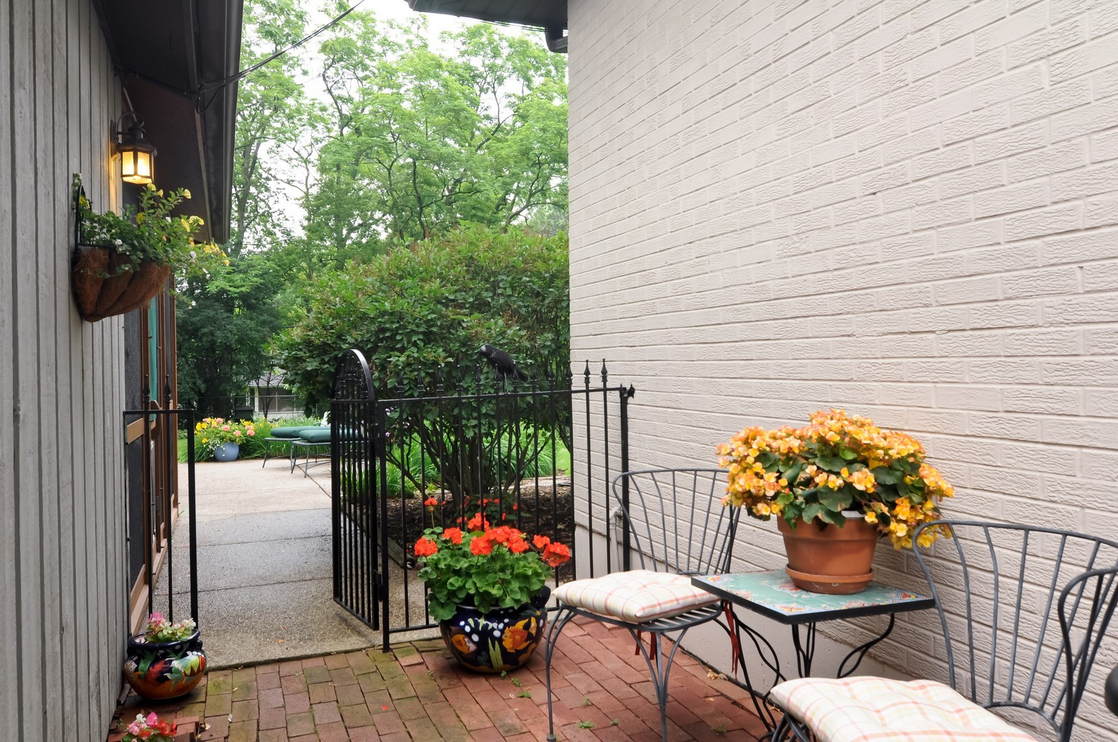 Real Estate Photography - 906 S Cook St, Barrington, IL, 60010 - Patio