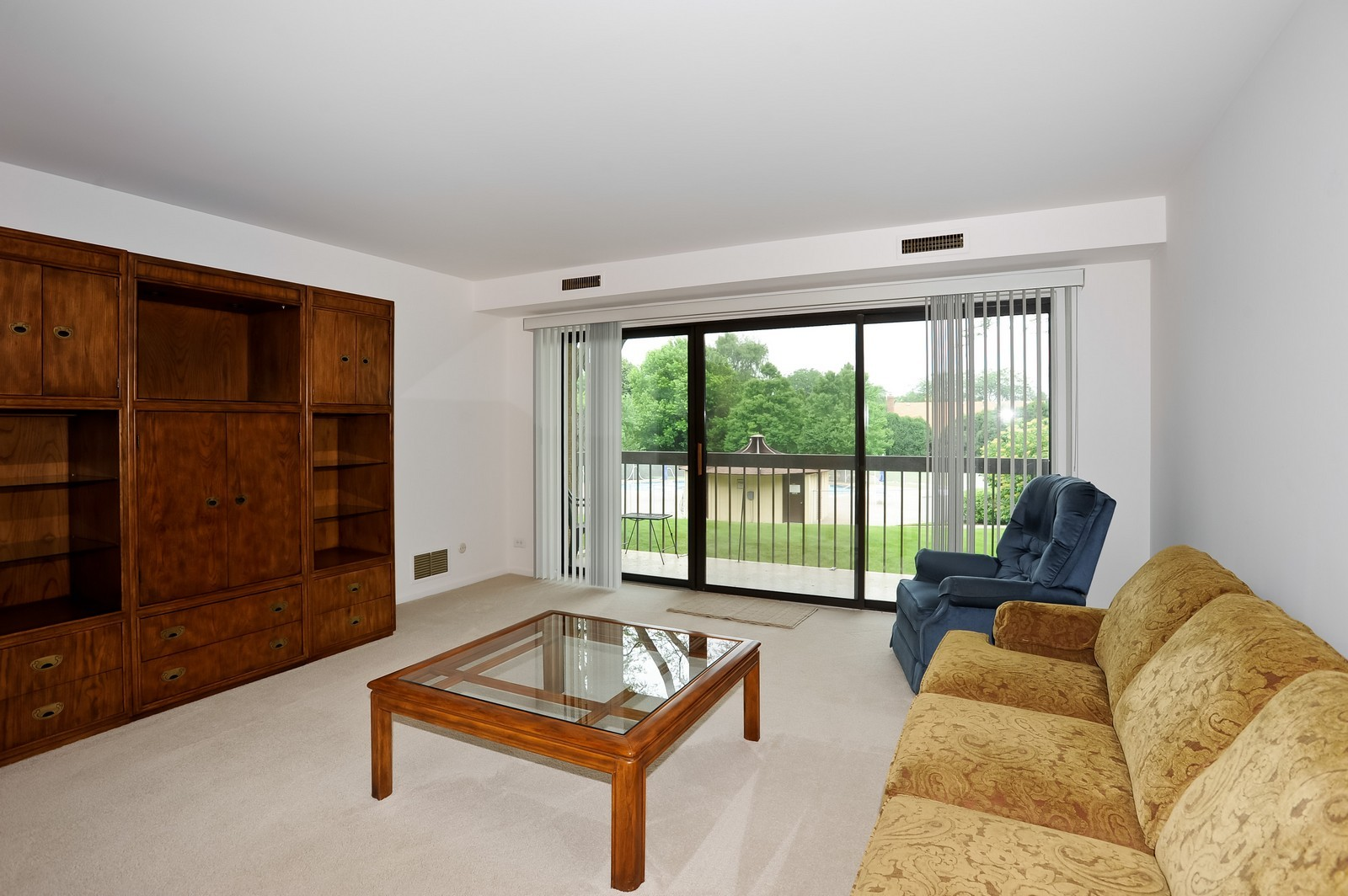 Real Estate Photography - 1105 N Mill St, Unit 217, Naperville, IL, 60563 - Living Room