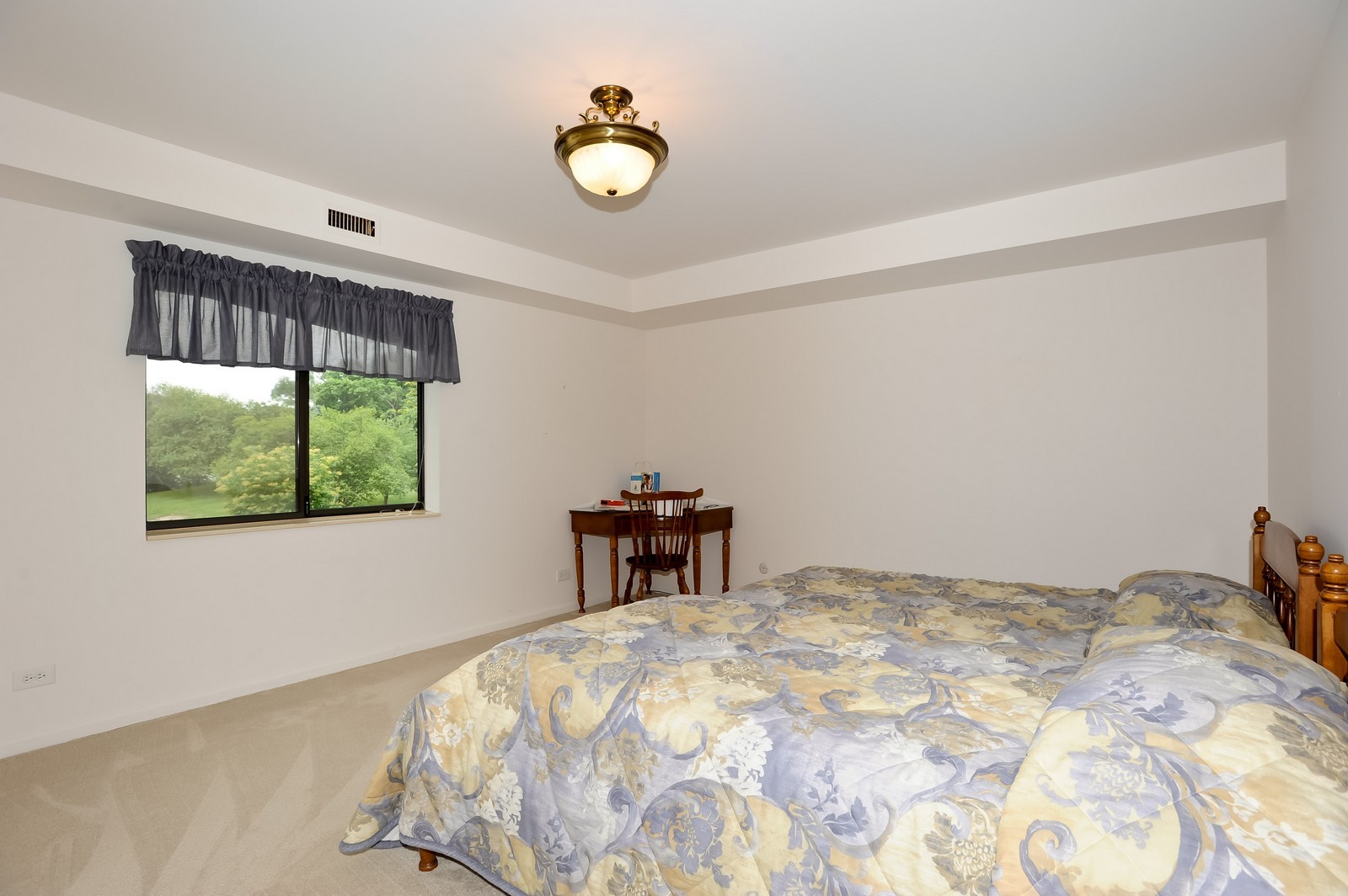 Real Estate Photography - 1105 N Mill St, Unit 217, Naperville, IL, 60563 - Bedroom