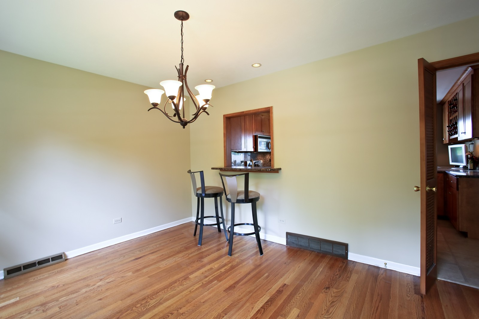 Real Estate Photography - 720 61st St, Downers Grove, IL, 60516 - Dining Room