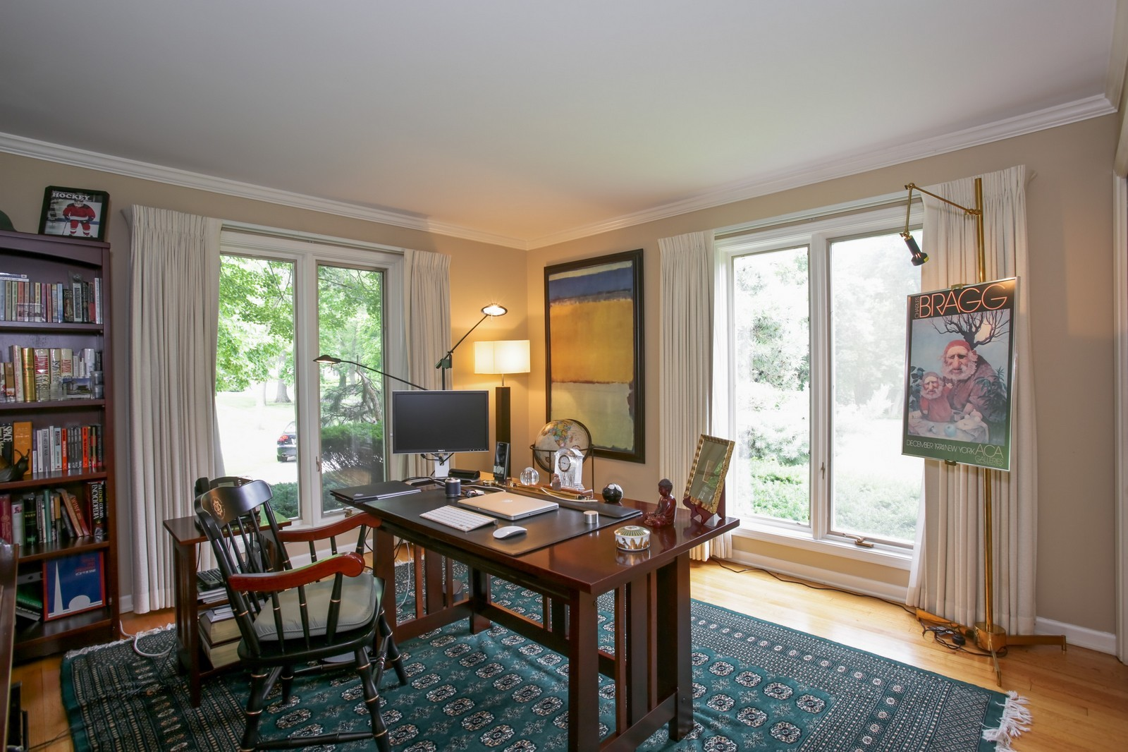 Real Estate Photography - 25W445 Plamondon Rd, Wheaton, IL, 60189 - Bedroom 3