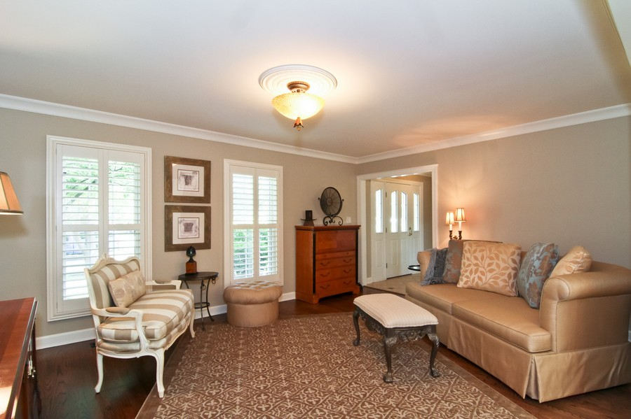 Real Estate Photography - 20W431 Havens Ct, Downers Grove, IL, 60516 - Living Room