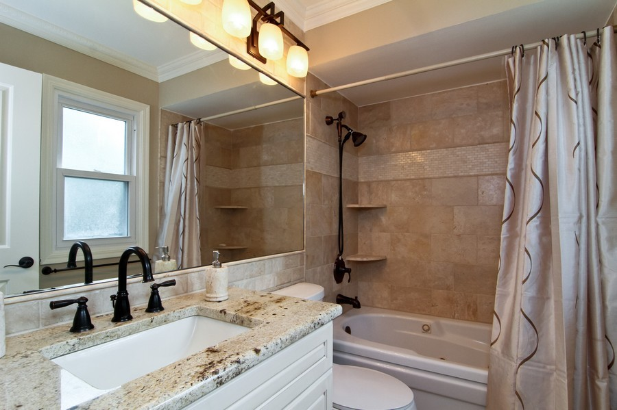 Real Estate Photography - 20W431 Havens Ct, Downers Grove, IL, 60516 - Bathroom