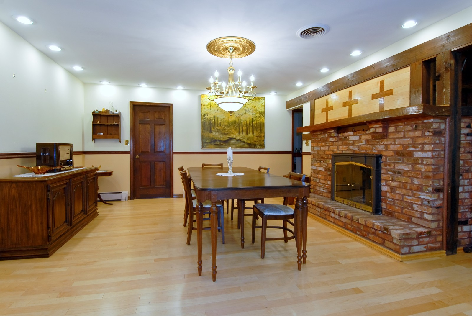 Real Estate Photography - 94 Pletcher Dr, Yorkville, IL, 60560 - Dining Room