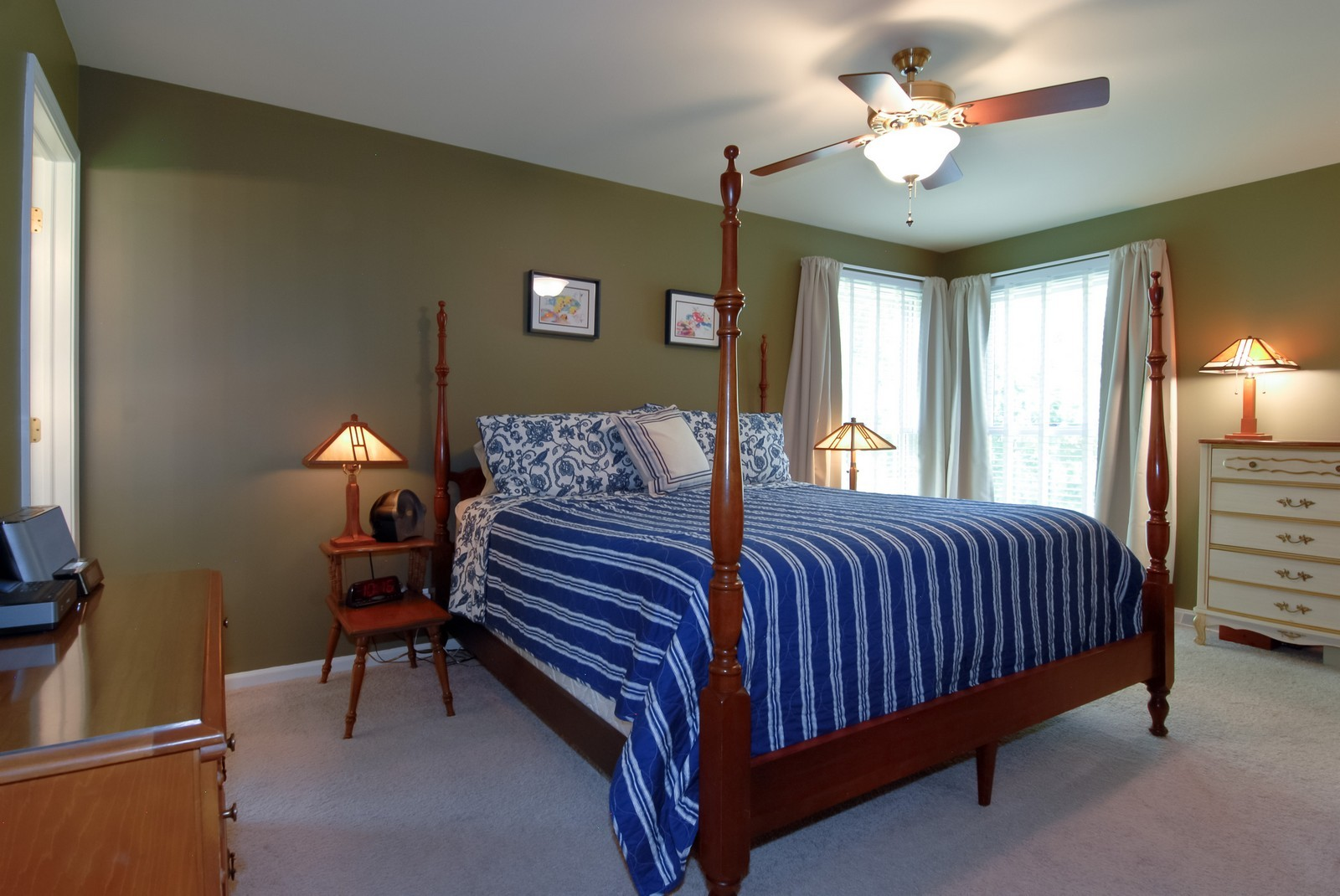 Real Estate Photography - 256 Canidae Ct, St Charles, IL, 60174 - Master Bedroom