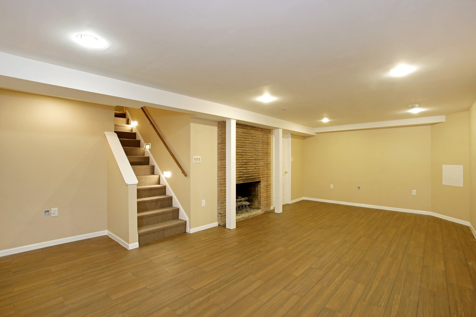 Real Estate Photography - 4107 Washington St, Downers Grove, IL, 60515 - Lower Level