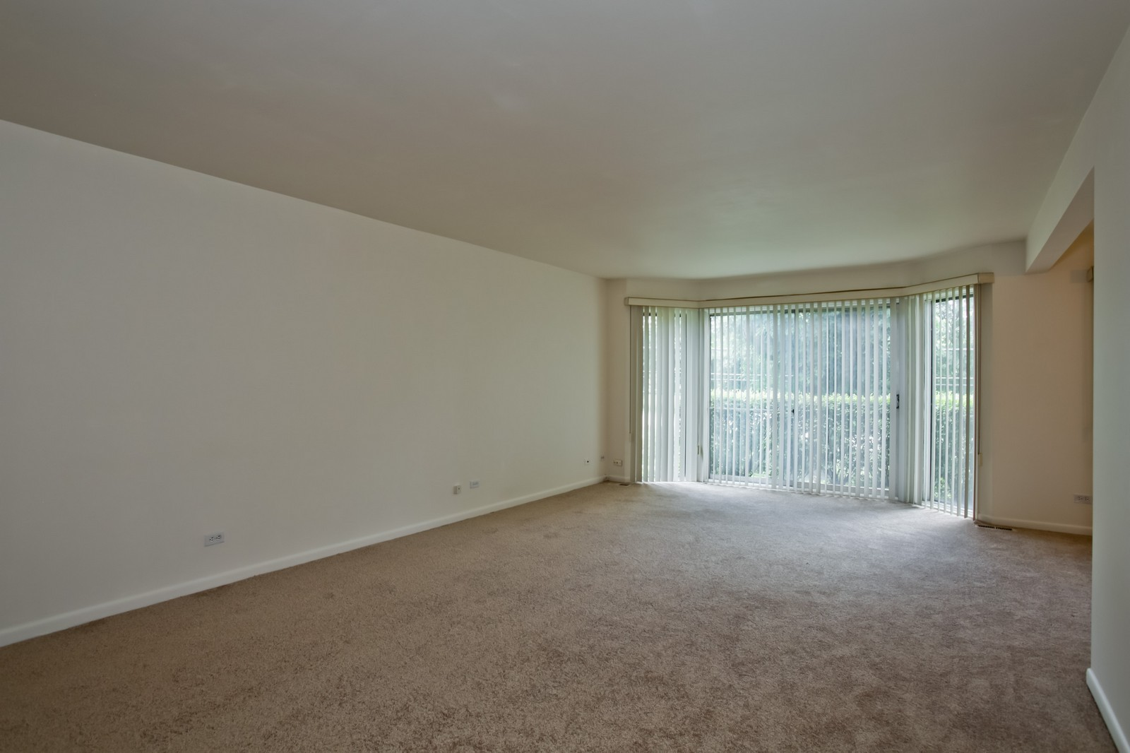 Real Estate Photography - 2811 Hobson Rd, Unit 3, Woodridge, IL, 60517 - Living Room