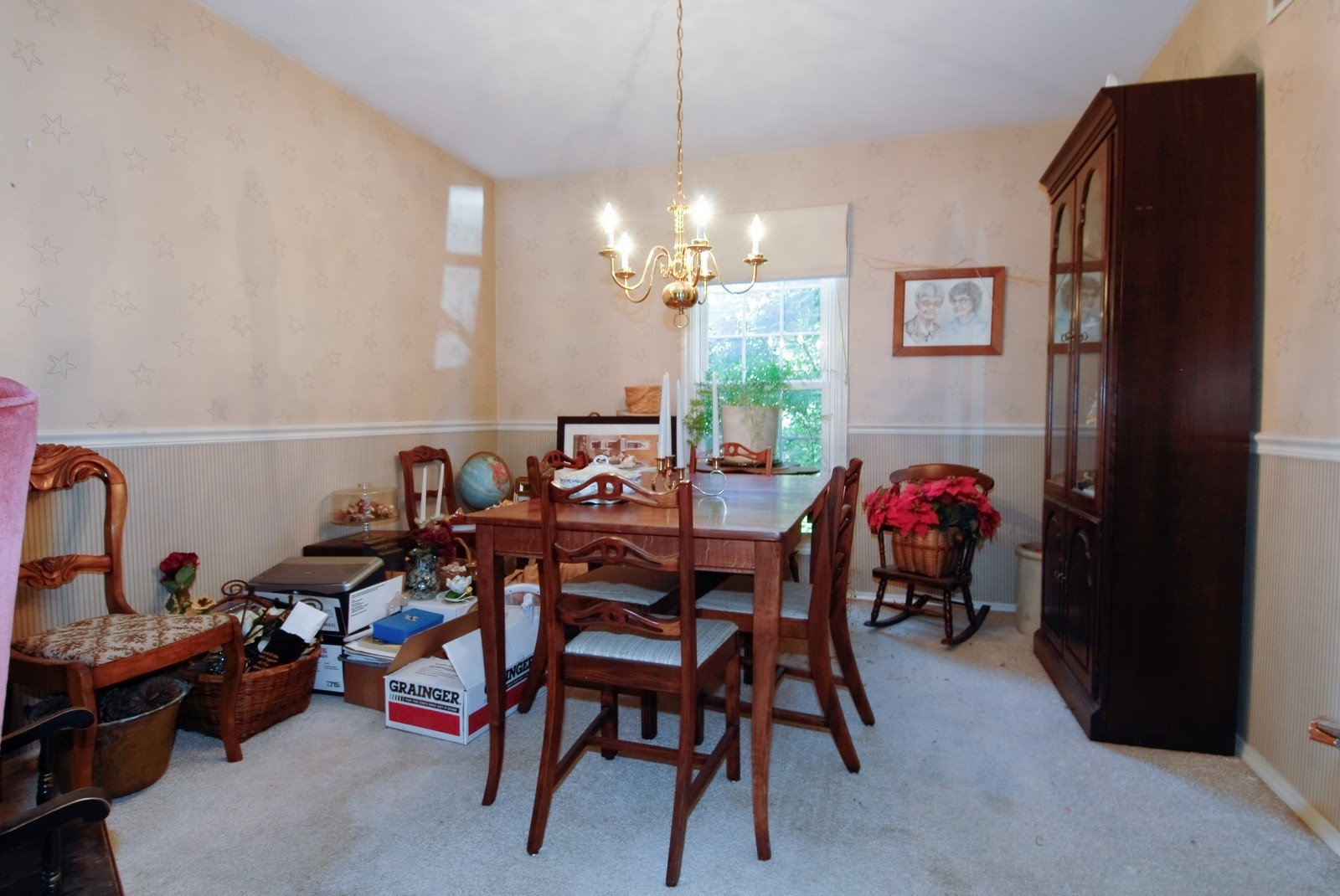 Real Estate Photography - 1414 Madison Ave, St Charles, IL, 60174 - Dining Room