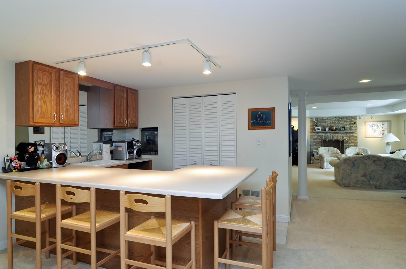 Real Estate Photography - 1026 Oakland Dr, Barrington, IL, 60010 - Basement