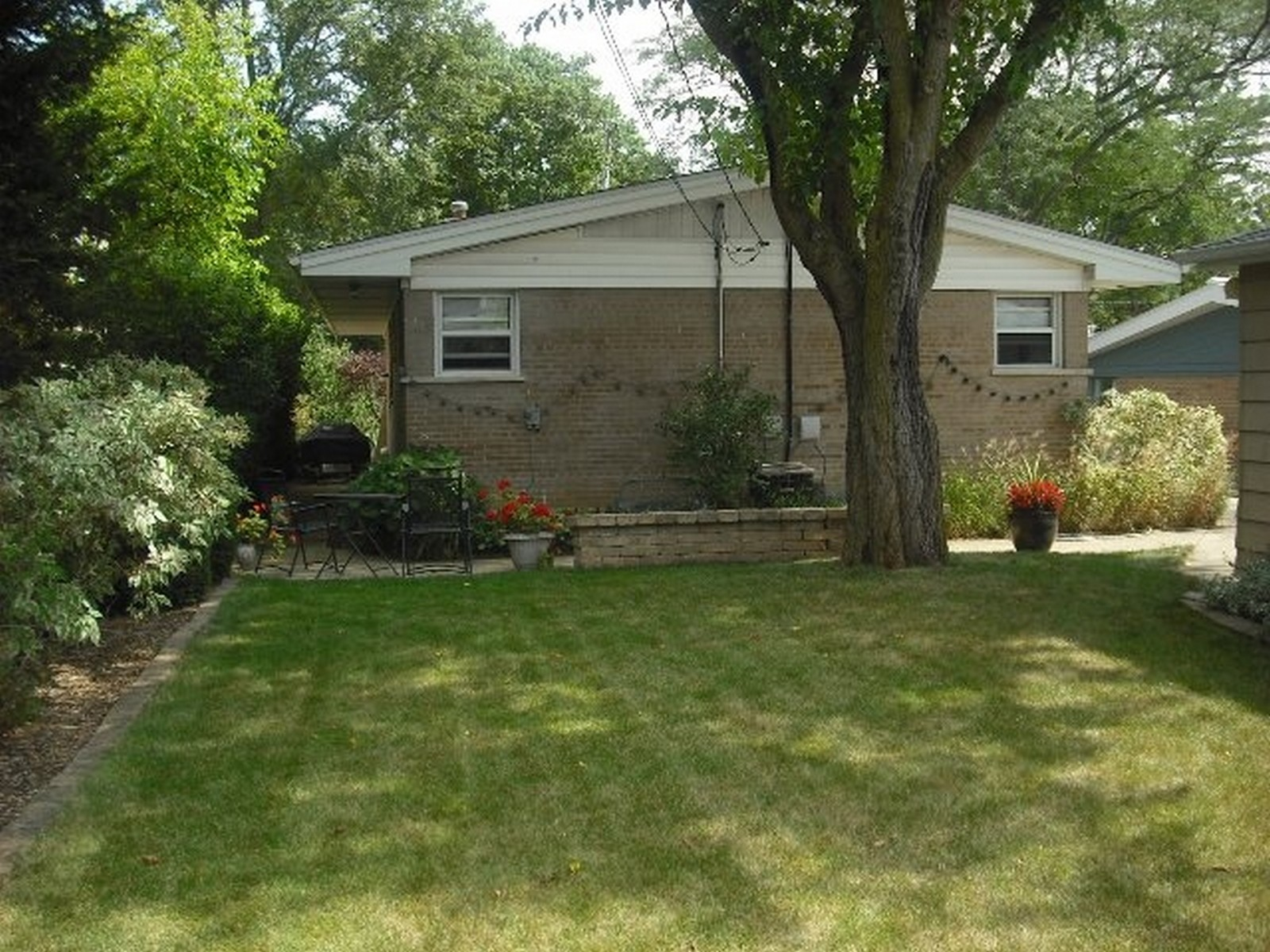 Real Estate Photography - 368 Lorraine St, Glen Ellyn, IL, 60137 - Back Yard