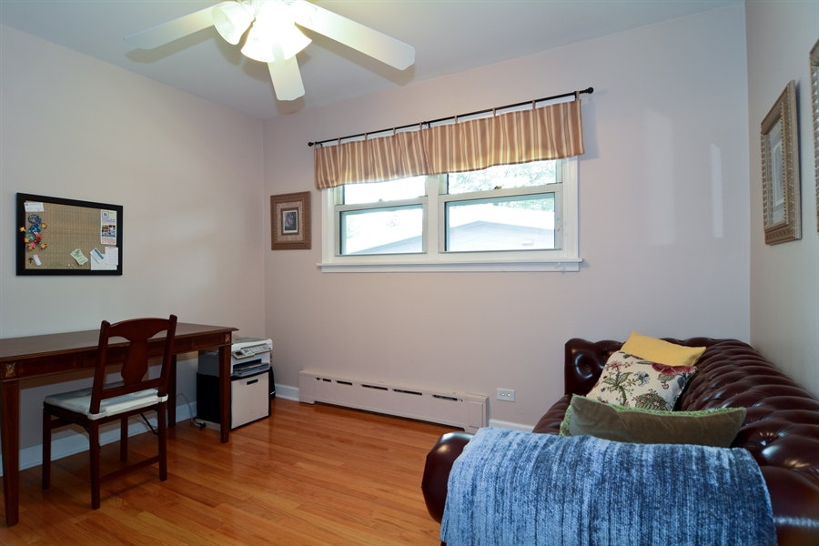 Real Estate Photography - 368 Lorraine St, Glen Ellyn, IL, 60137 - Bedroom Three