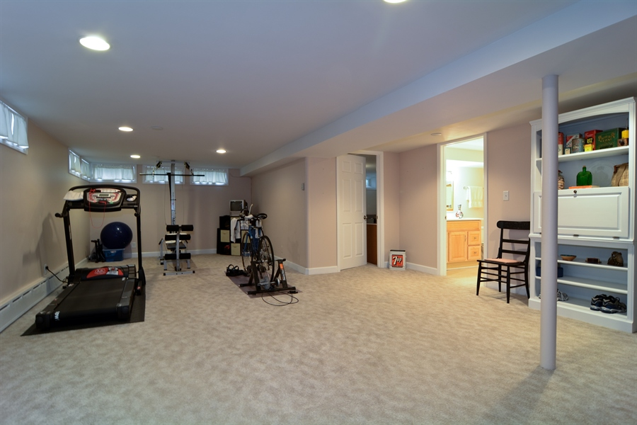 Real Estate Photography - 368 Lorraine St, Glen Ellyn, IL, 60137 - Rec Room