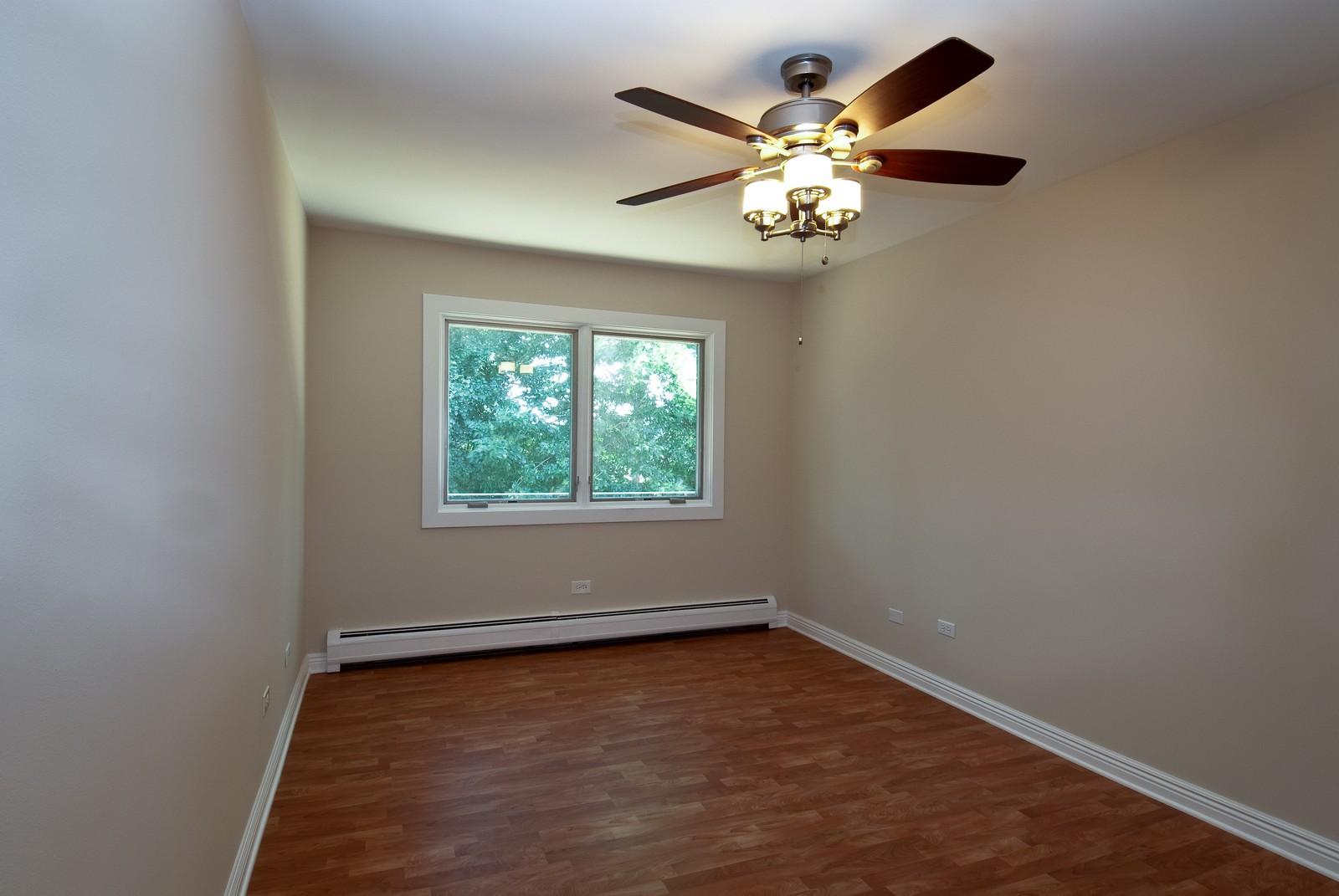 Real Estate Photography - 550 E Main St, Unit 2C, Barrington, IL, 60010 - Bedroom
