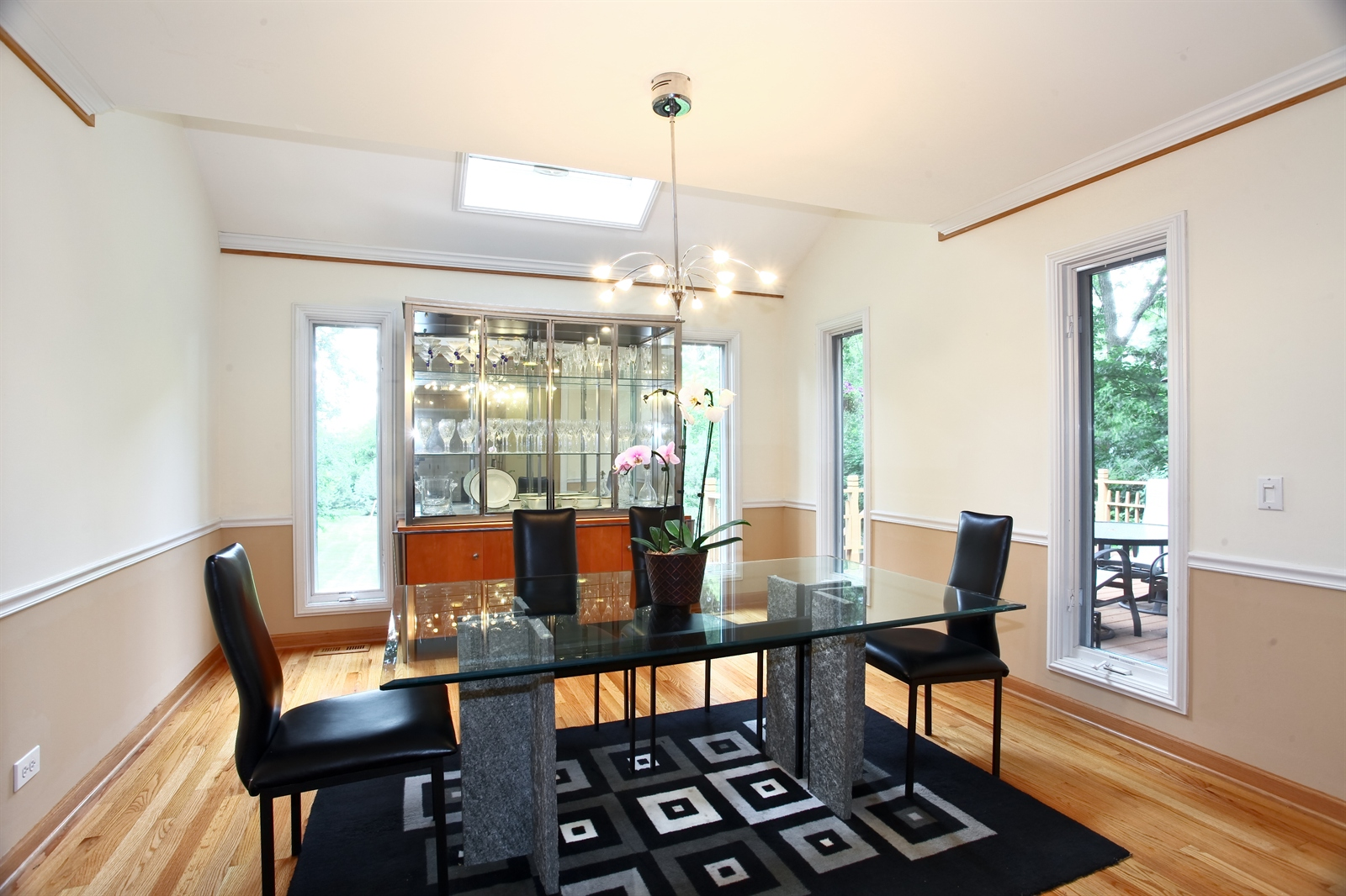 Real Estate Photography - 636 Front St, Lisle, IL, 60532 - Dining Room
