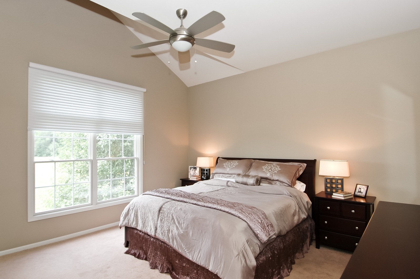 Real Estate Photography - 4435 Coyote Lakes Cir, Lake in the Hills, IL, 60156 - Master Bedroom