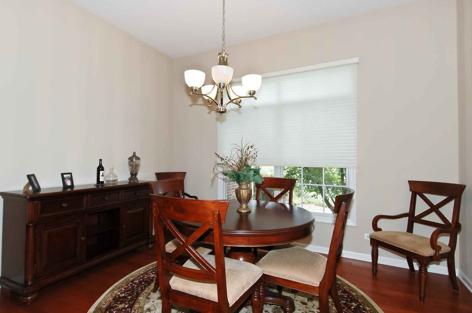 Real Estate Photography - 4435 Coyote Lakes Cir, Lake in the Hills, IL, 60156 - Dining Room
