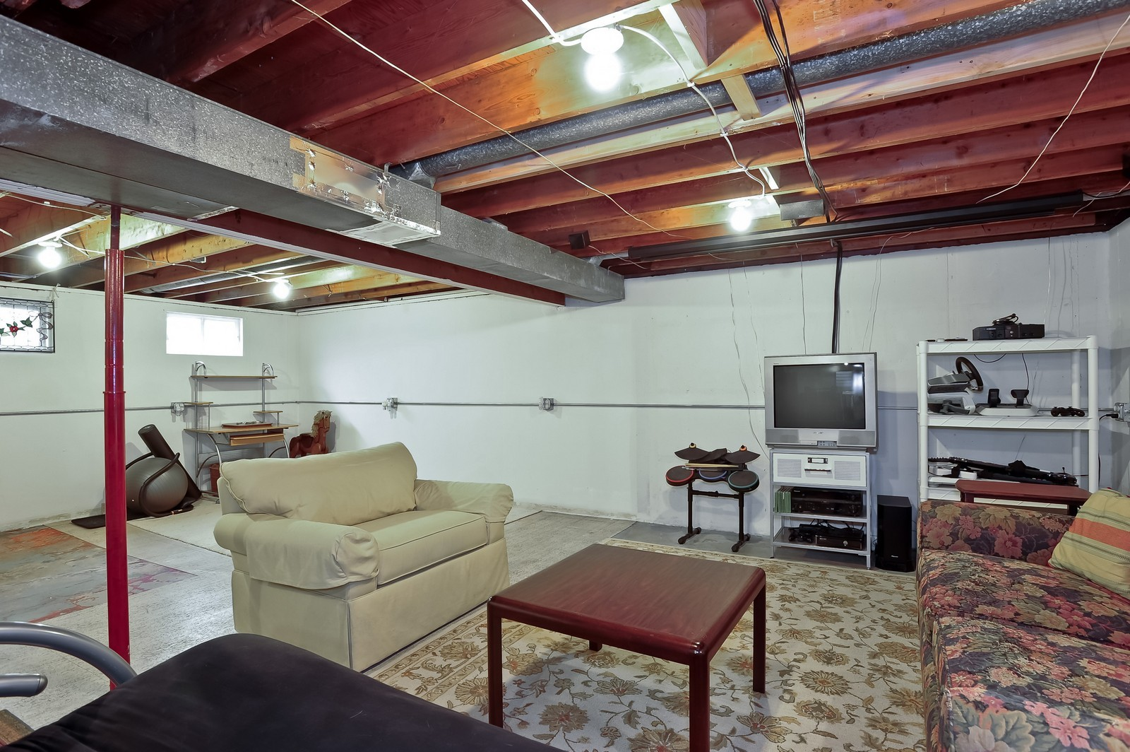 Real Estate Photography - 1035 Madison, St Charles, IL, 60174 - Basement