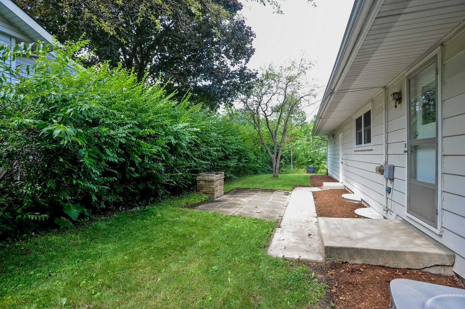 Real Estate Photography - 1035 Madison, St Charles, IL, 60174 - Back Yard