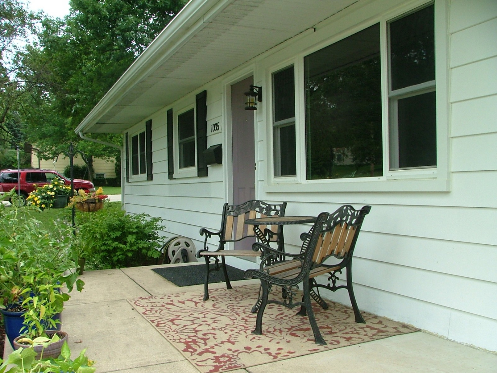 Real Estate Photography - 1035 Madison, St Charles, IL, 60174 - Front Porch