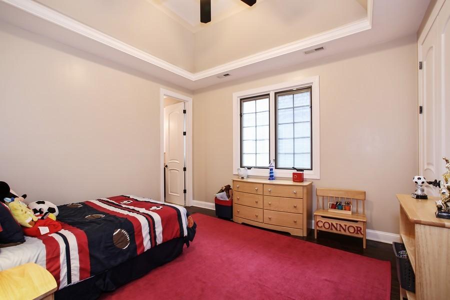 Real Estate Photography - 719 S Hillside Ave, Elmhurst, IL, 60126 - 2nd Bedroom