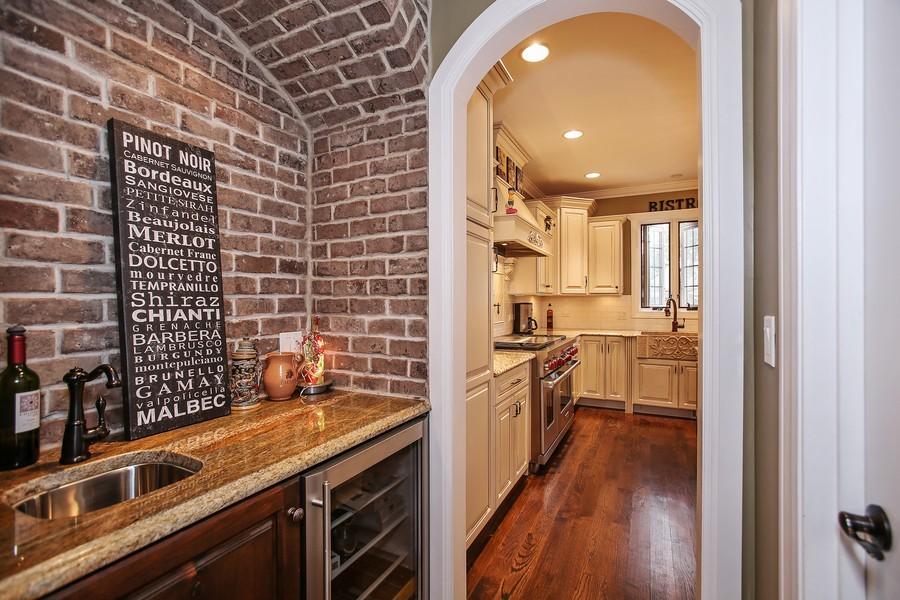 Real Estate Photography - 719 S Hillside Ave, Elmhurst, IL, 60126 - Pantry