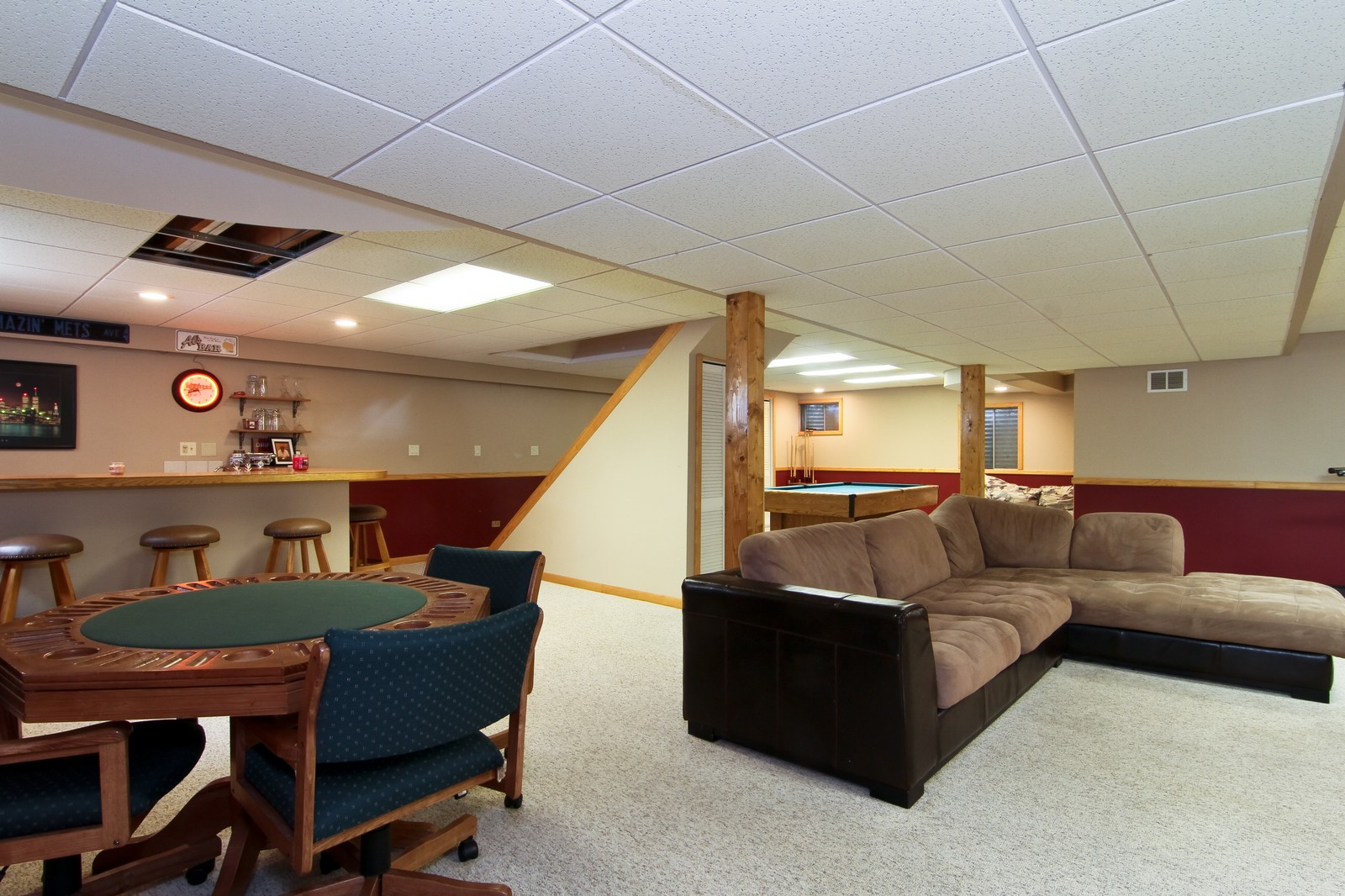 Real Estate Photography - 527 Lindley Rd, Westmont, IL, 60559 - Lower Level