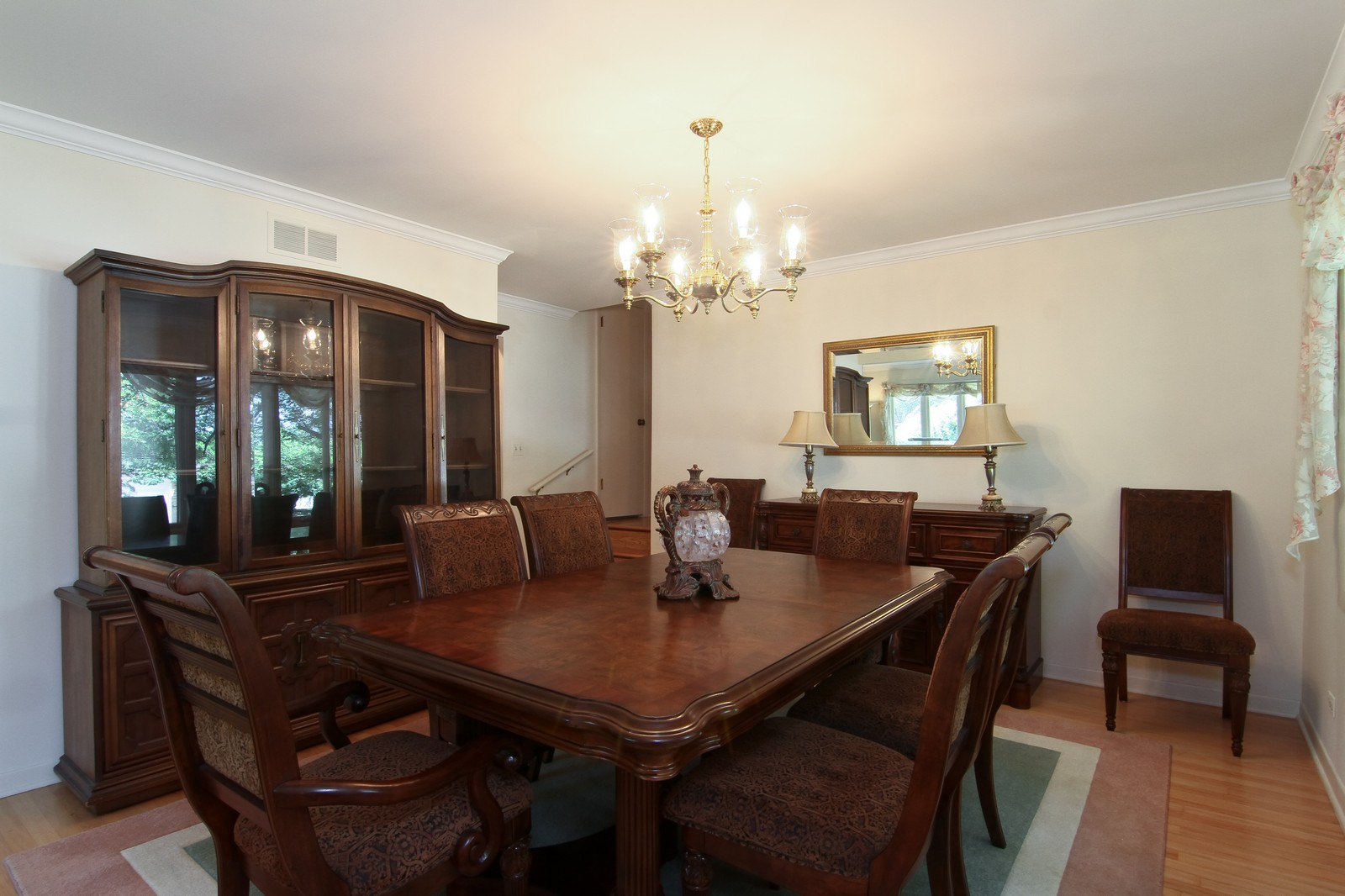 Real Estate Photography - 829 Columbia, Darien, IL, 60561 - Dining Room