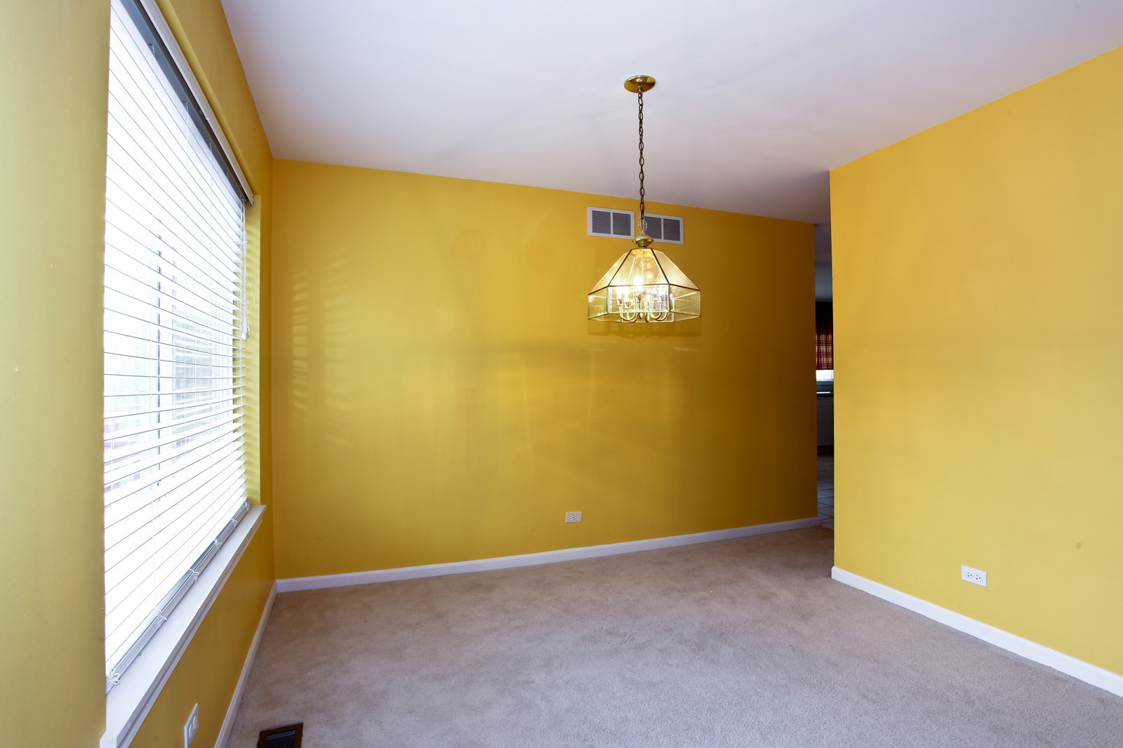 Real Estate Photography - 2412 Lexington Ln, Naperville, IL, 60540 - Dining Room