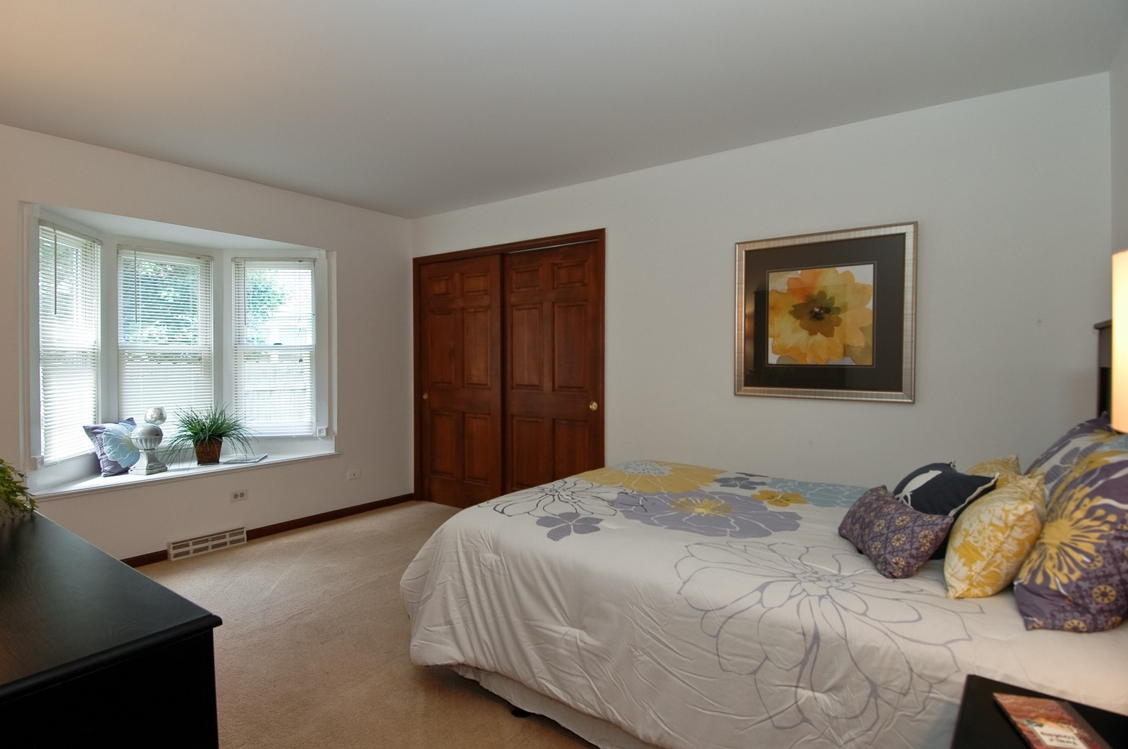 Real Estate Photography - 713 Concord Ln, Barrington, IL, 60010 - Master Bedroom