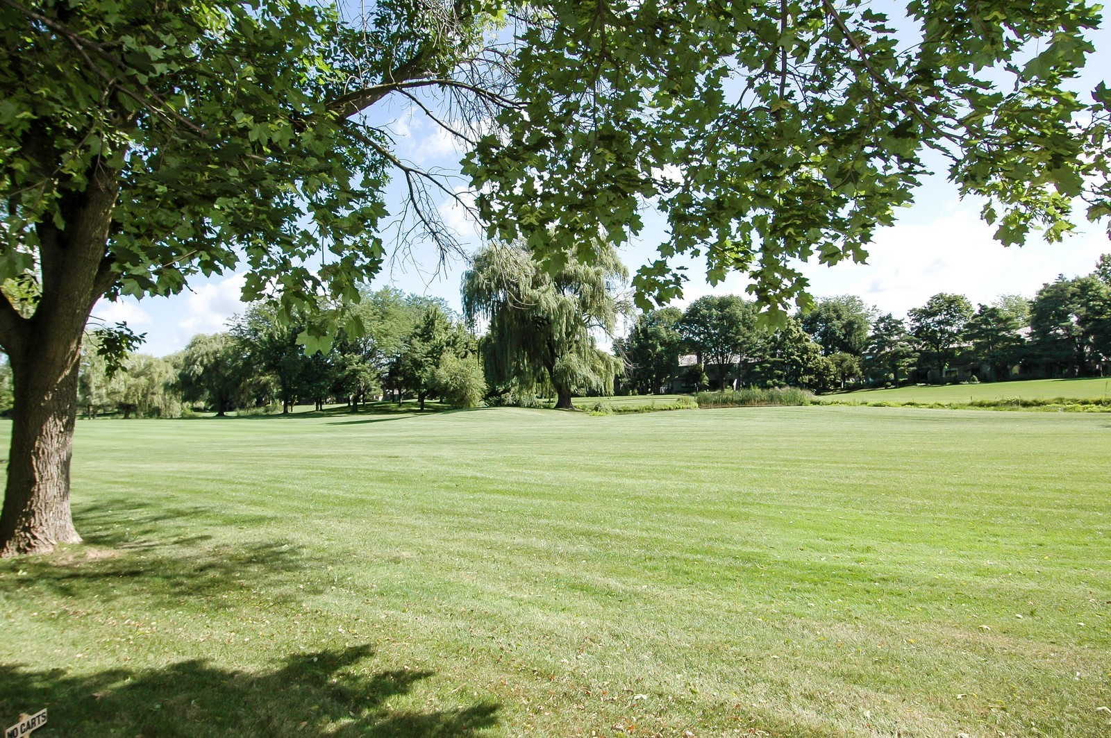 Real Estate Photography - 297 Oak Hill Rd, Lake Barrington, IL, 60010 - Golf Course