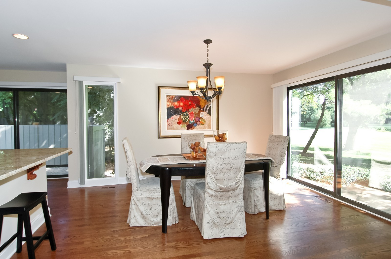 Real Estate Photography - 297 Oak Hill Rd, Lake Barrington, IL, 60010 - Dining Room
