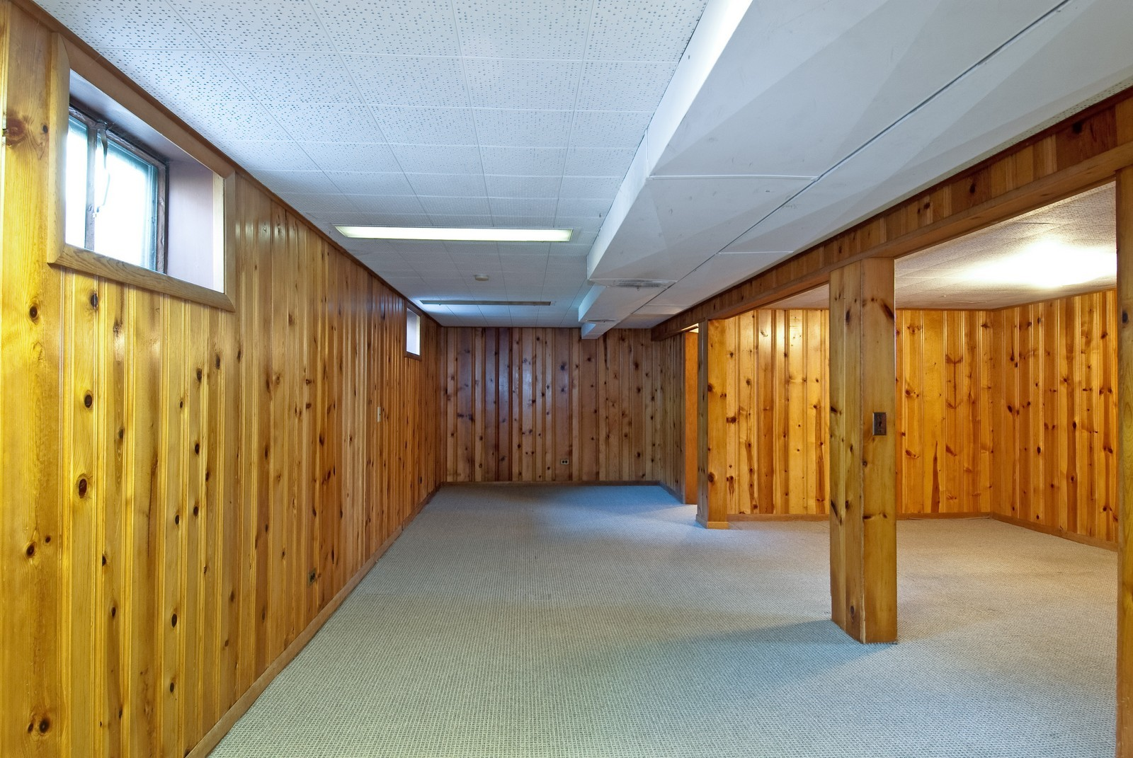 Real Estate Photography - 768 S Prairie Ave, Barrington, IL, 60010 - Basement