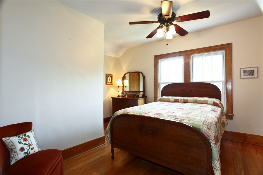 Real Estate Photography - 410 Grant St, Downers Grove, IL, 60515 - Master Bedroom