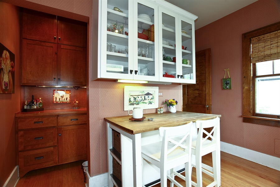 Real Estate Photography - 410 Grant St, Downers Grove, IL, 60515 - Kitchen Alternate View
