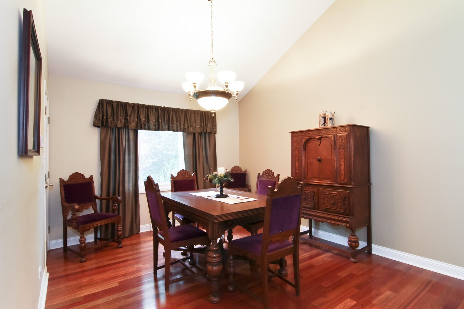 Real Estate Photography - 6224 Blodgett Ave, Downers Grove, IL, 60516 - Dining Room