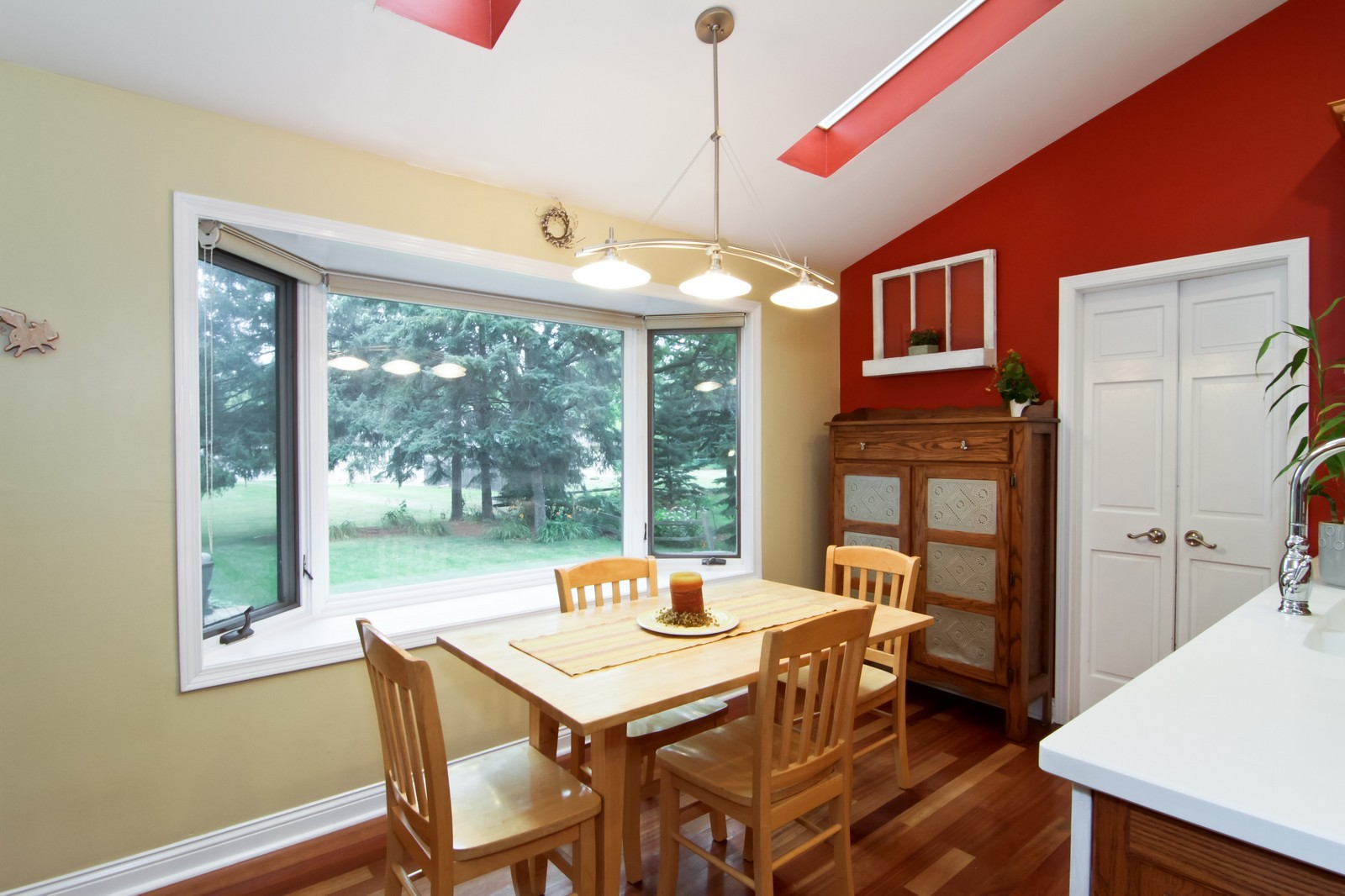 Real Estate Photography - 6224 Blodgett Ave, Downers Grove, IL, 60516 - Breakfast Area