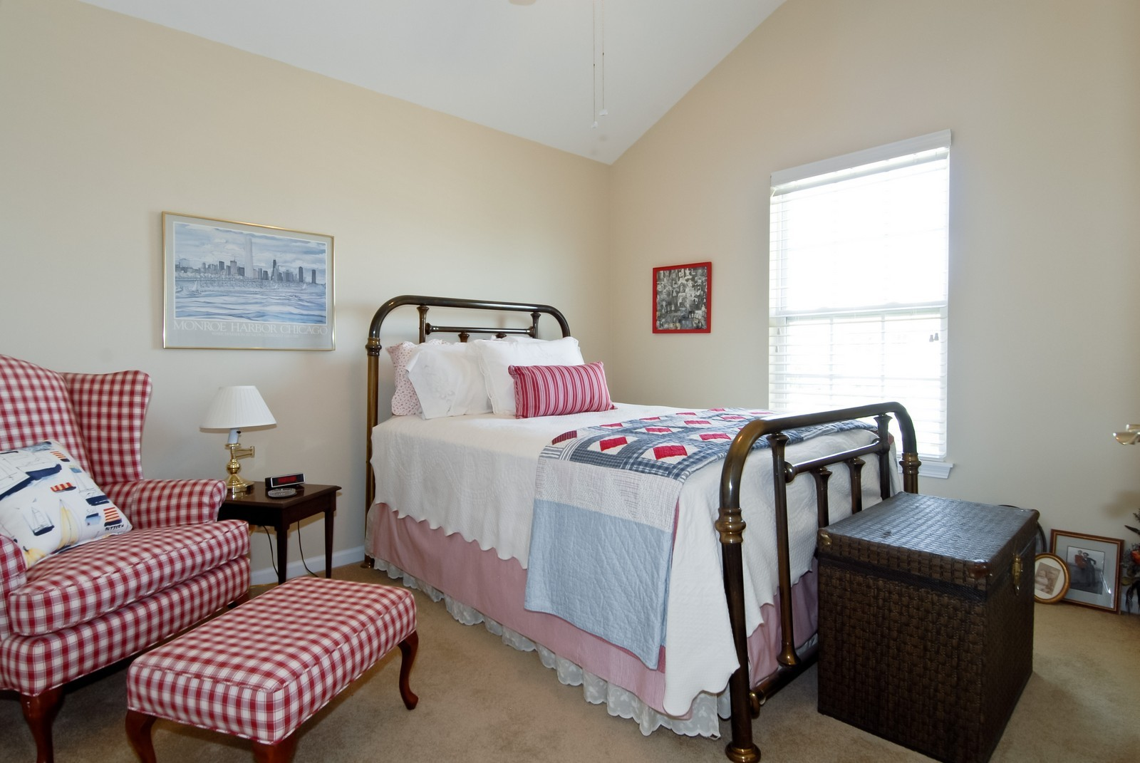 Real Estate Photography - 420 Cannon Dr, Geneva, IL, 60134 - 2nd Bedroom