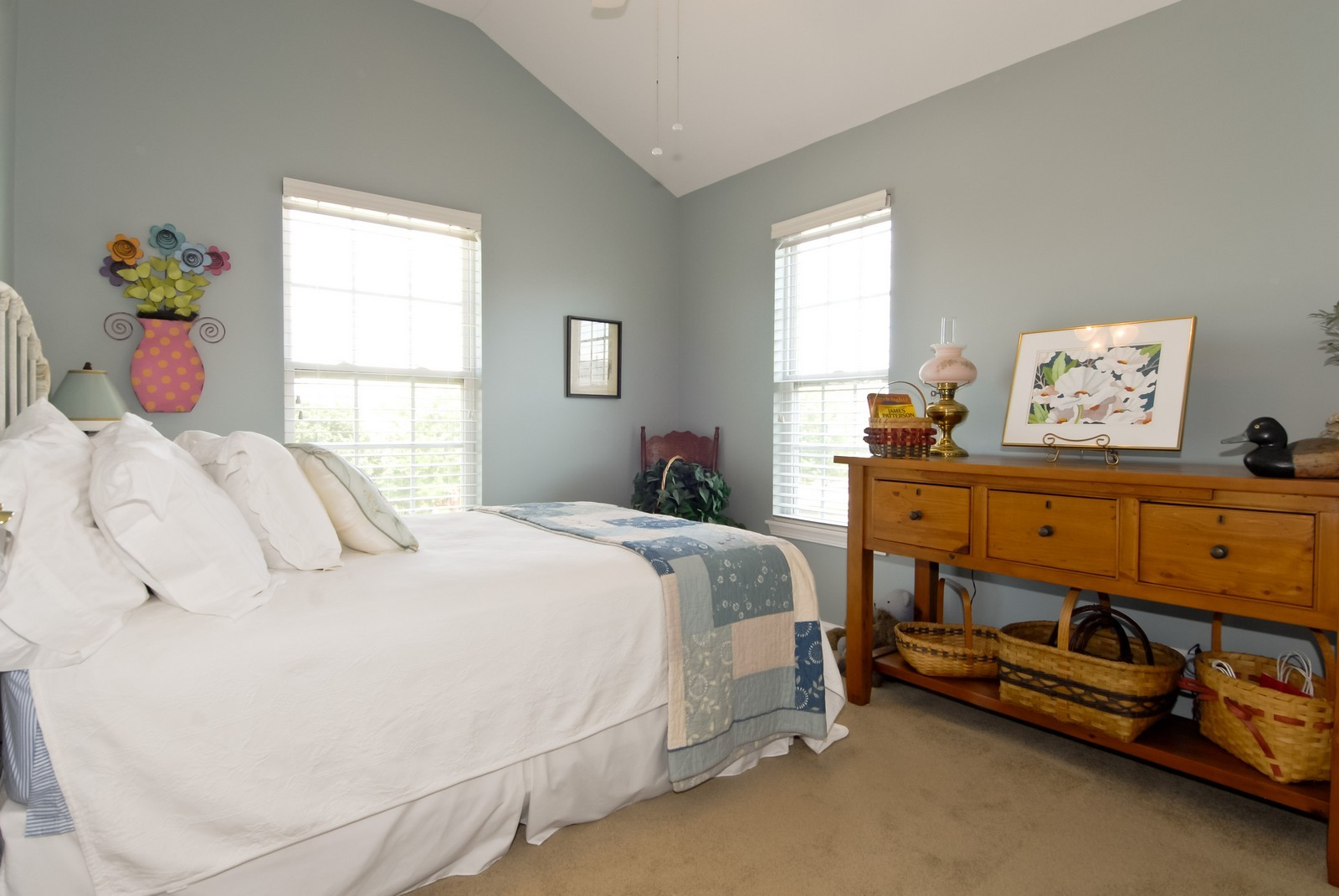 Real Estate Photography - 420 Cannon Dr, Geneva, IL, 60134 - 3rd Bedroom