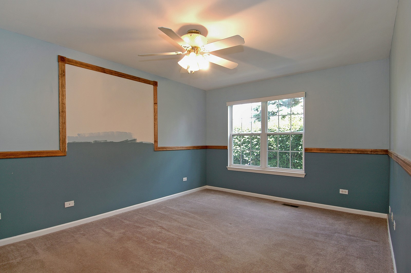 Real Estate Photography - 360 Crystal Ridge Dr, Unit A, Crystal Lake, IL, 60014 - Master Bedroom
