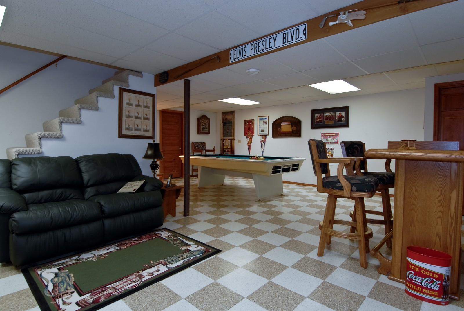 Real Estate Photography - 913 Lewis Rd, Geneva, IL, 60134 - Basement