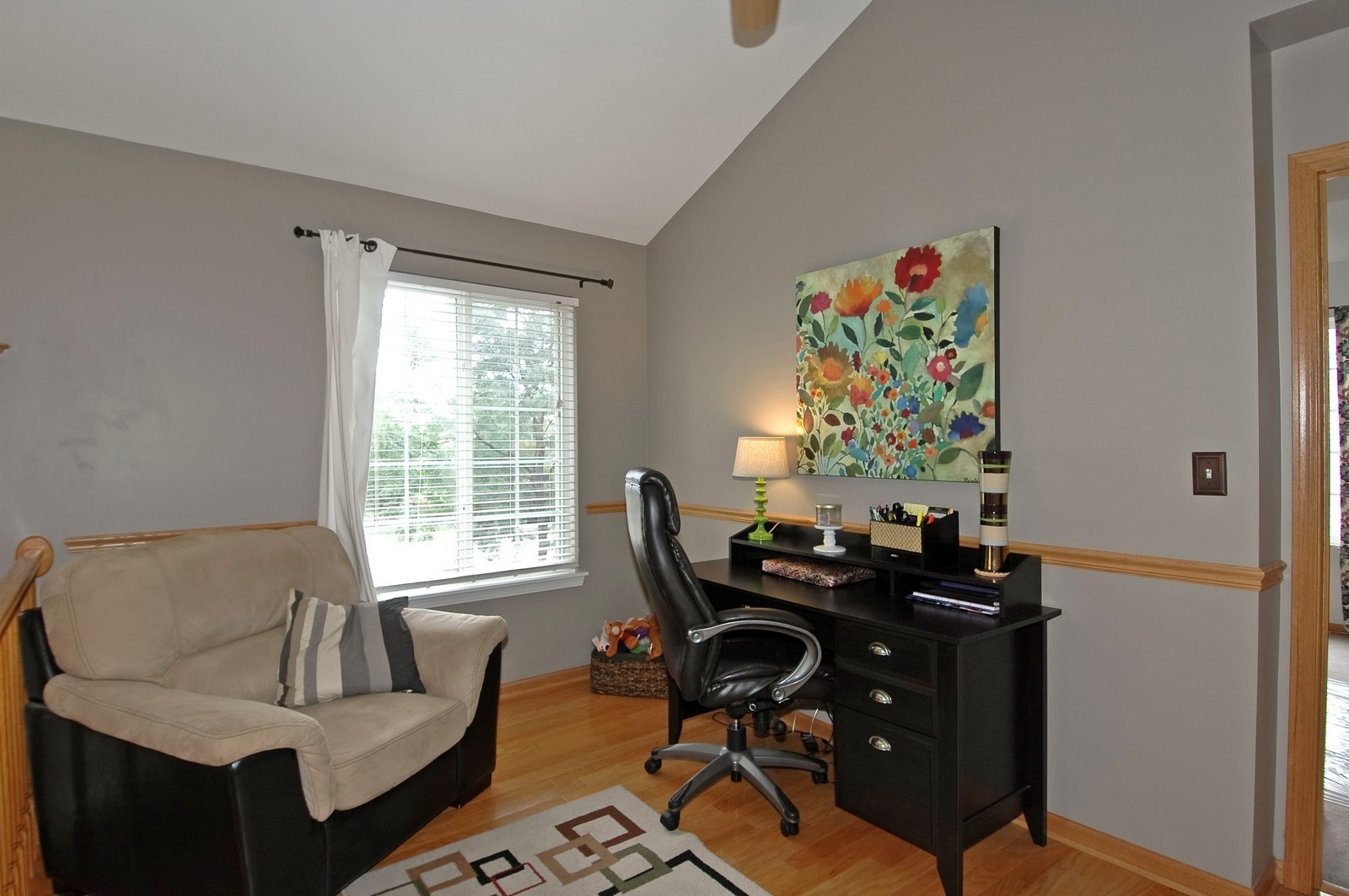 Real Estate Photography - 460 New Haven Dr, Unit 1, Cary, IL, 60013 - Loft